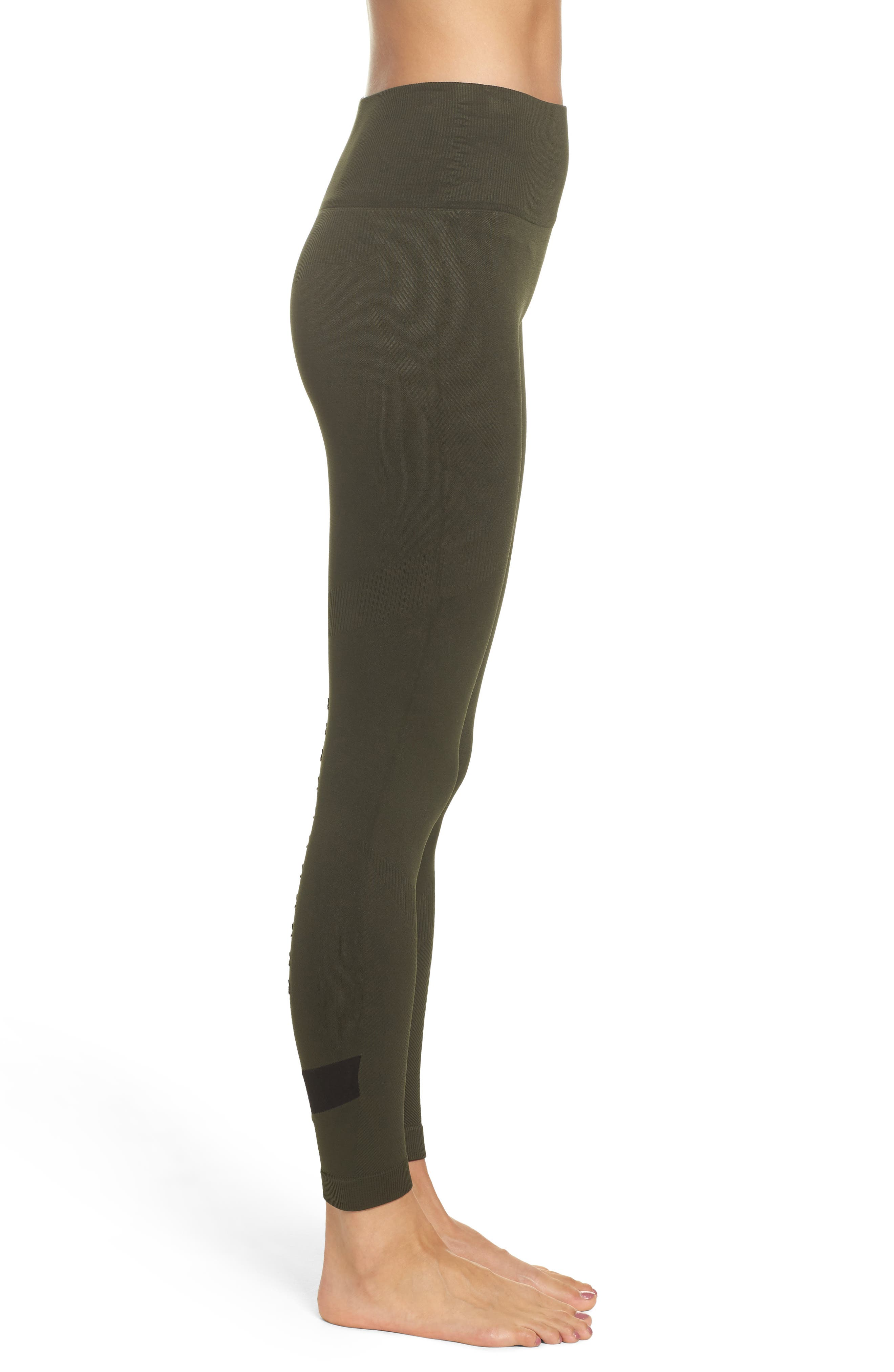 Niche Tights,                             Alternate thumbnail 3, color,                             Army
