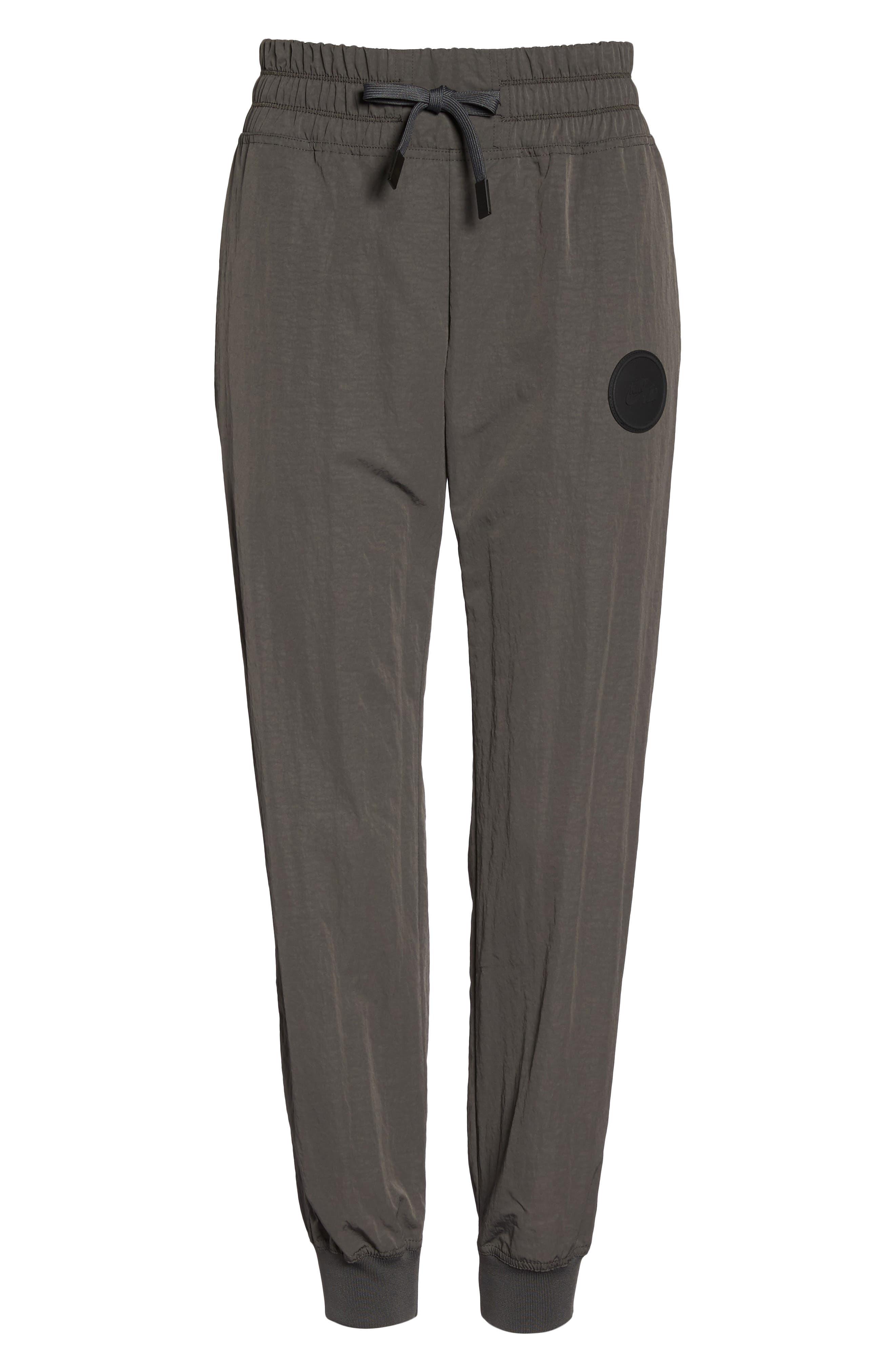 Air Drawstring Sweatpants,                         Main,                         color, Midnight Fog