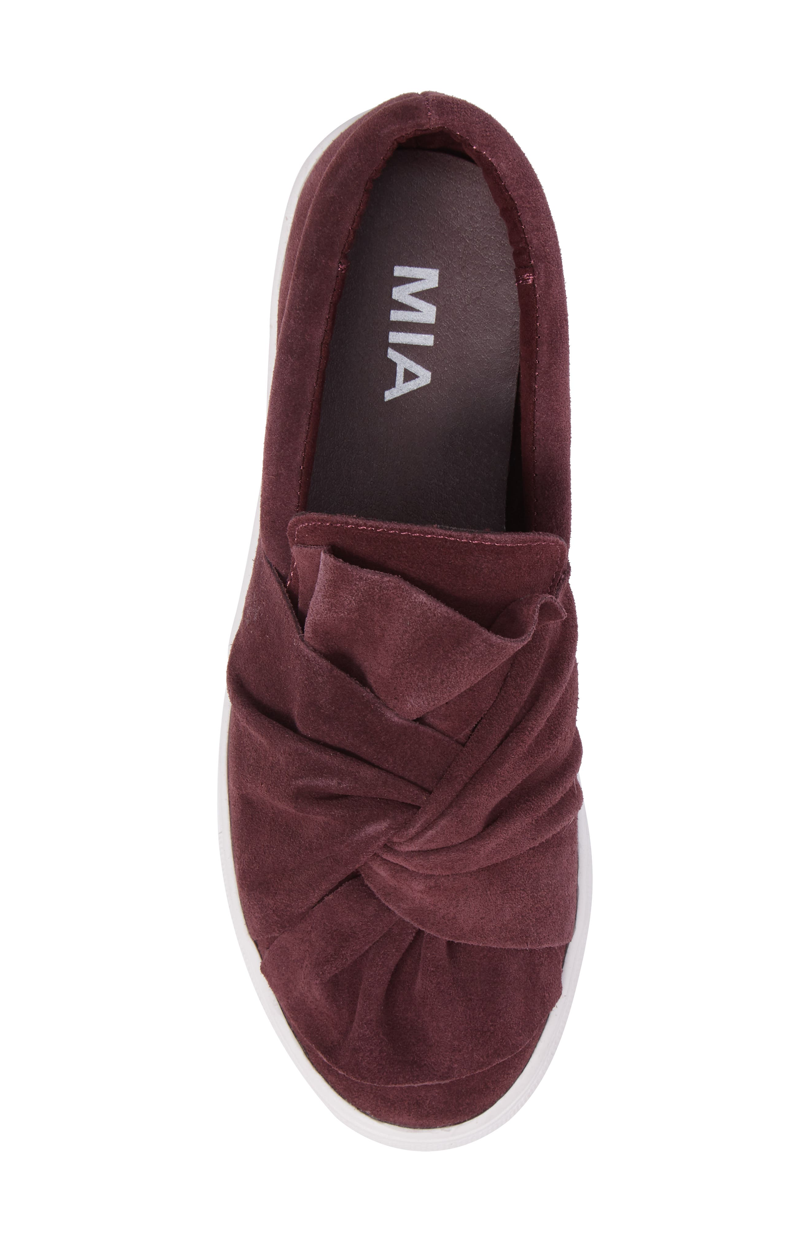 Alternate Image 5  - MIA Zahara Slip-On Sneaker (Women)