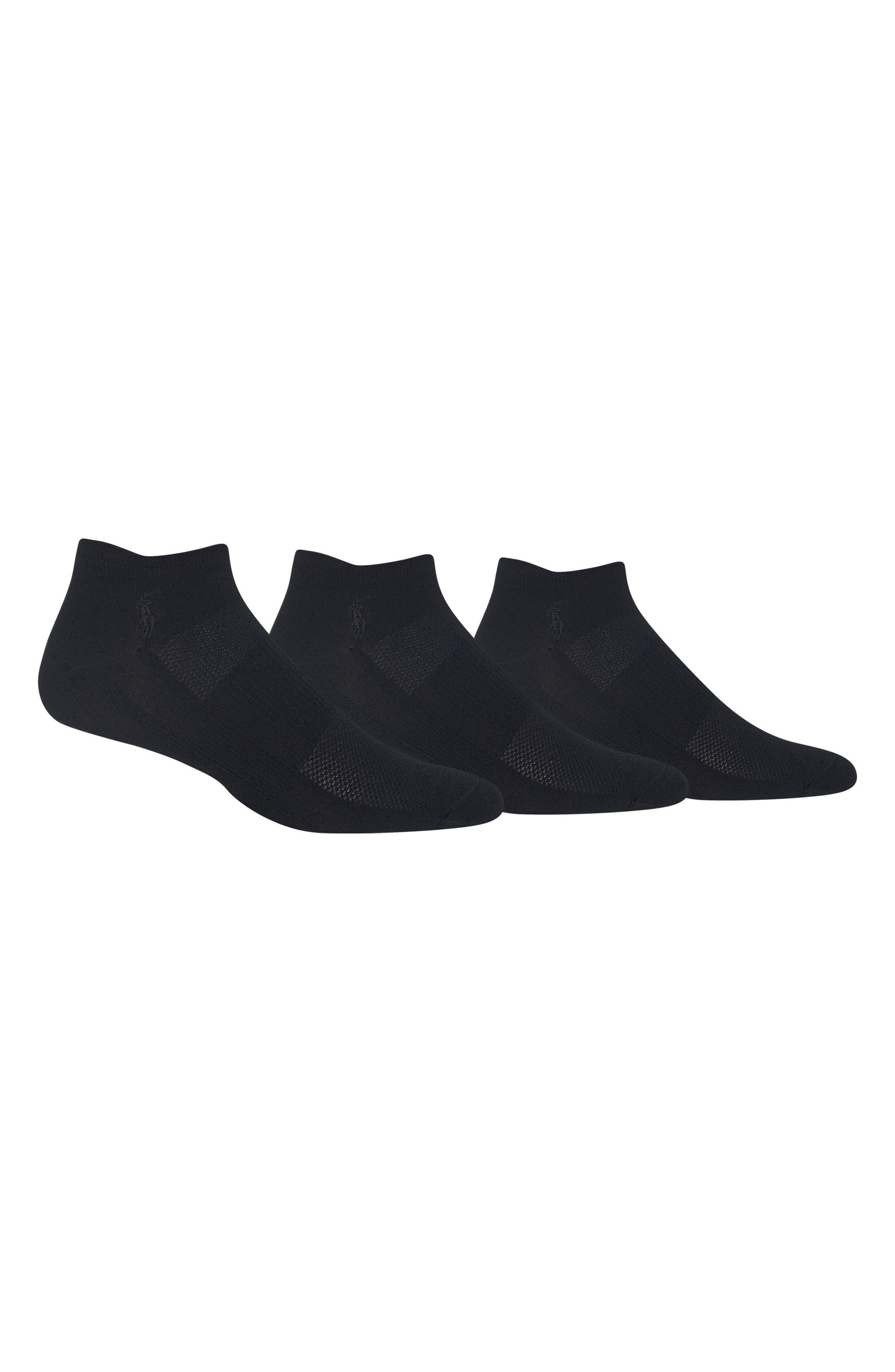 'Teach Ghost' Socks,                         Main,                         color, Black