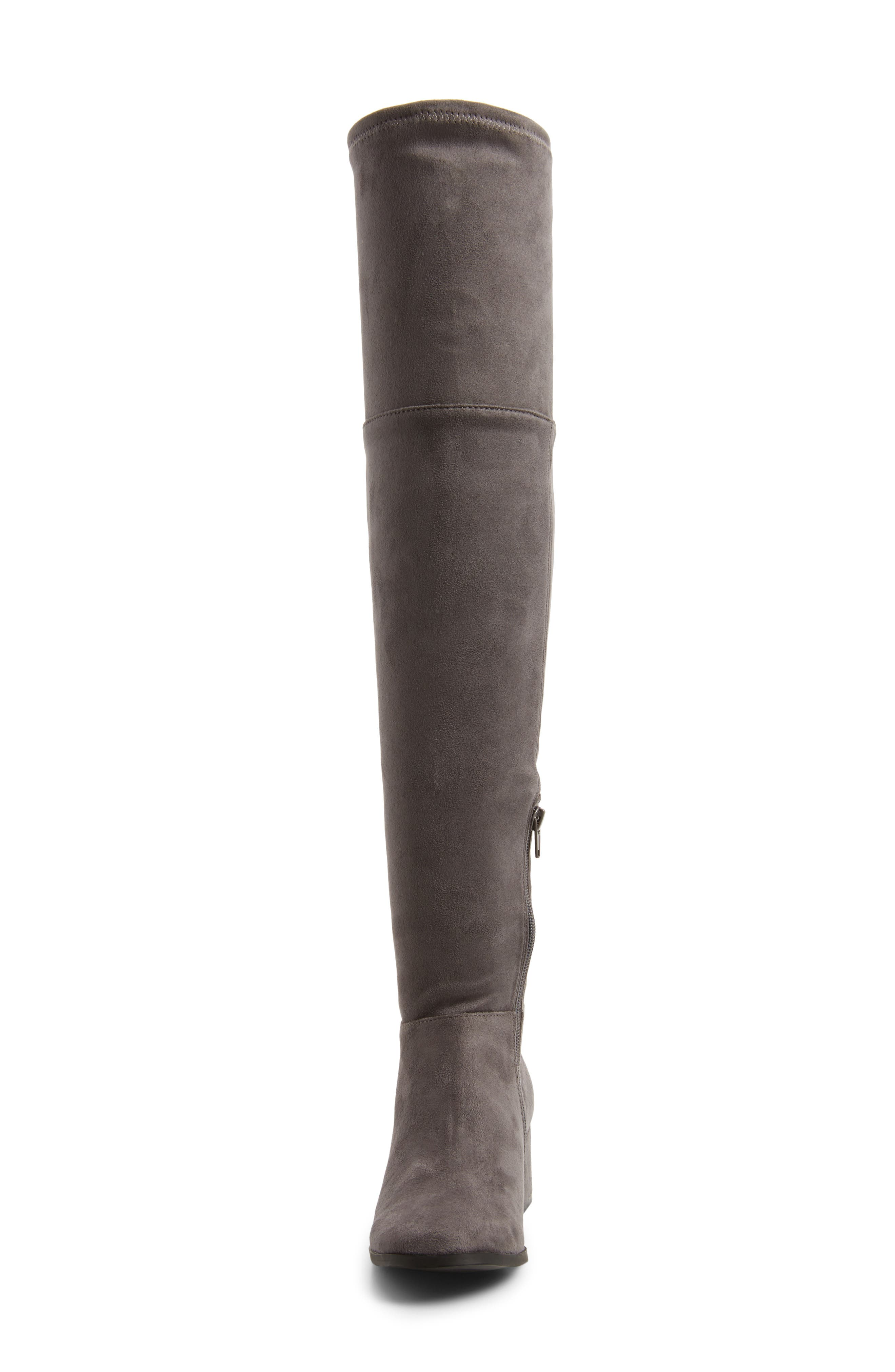 Alternate Image 4  - Chinese Laundry Festive Over the Knee Boot (Women)