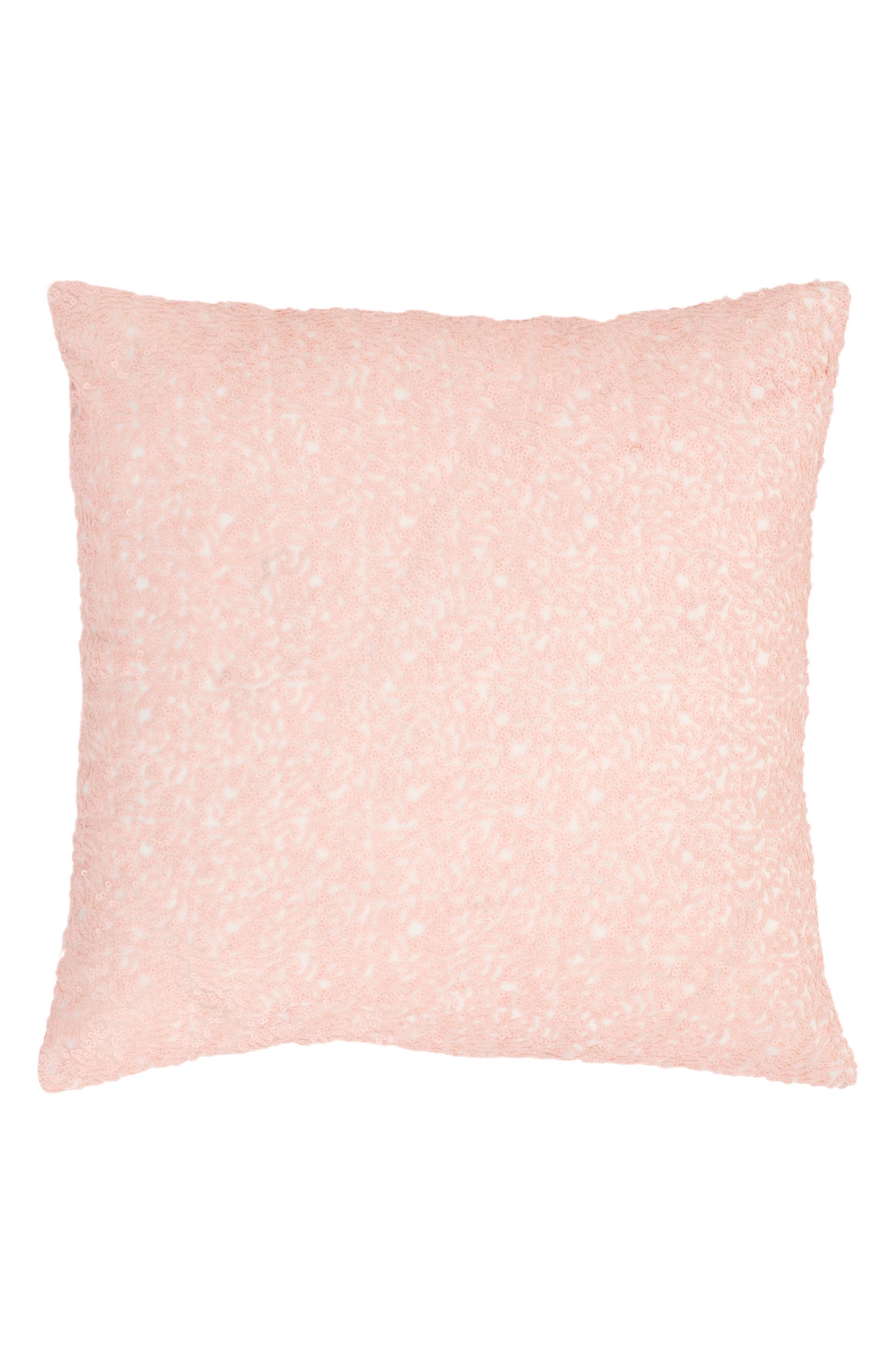 Alternate Image 1 Selected - Pine Cone Hill Glaze Sequin Accent Pillow
