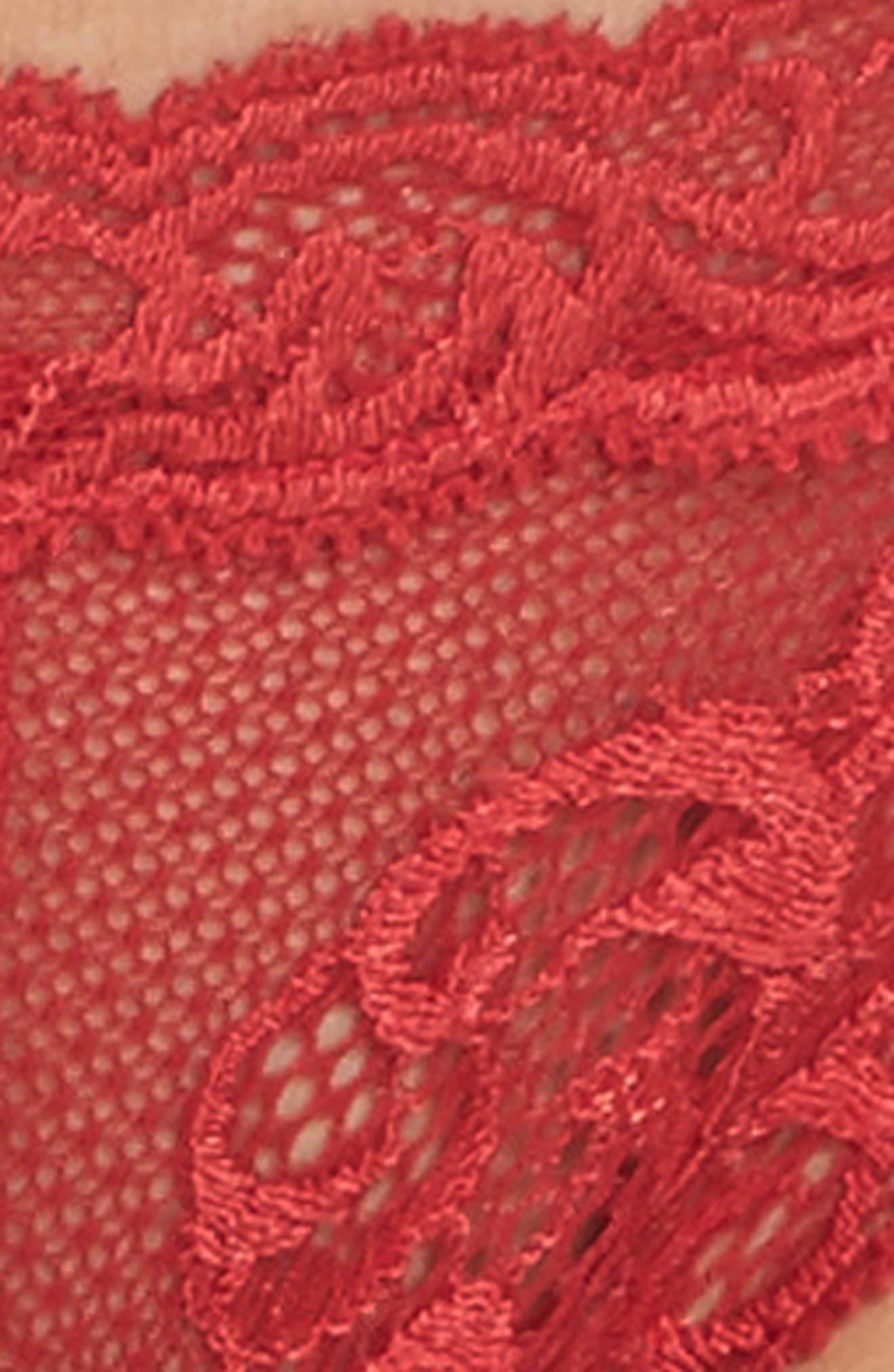Alternate Image 4  - Natori Feathers Thong