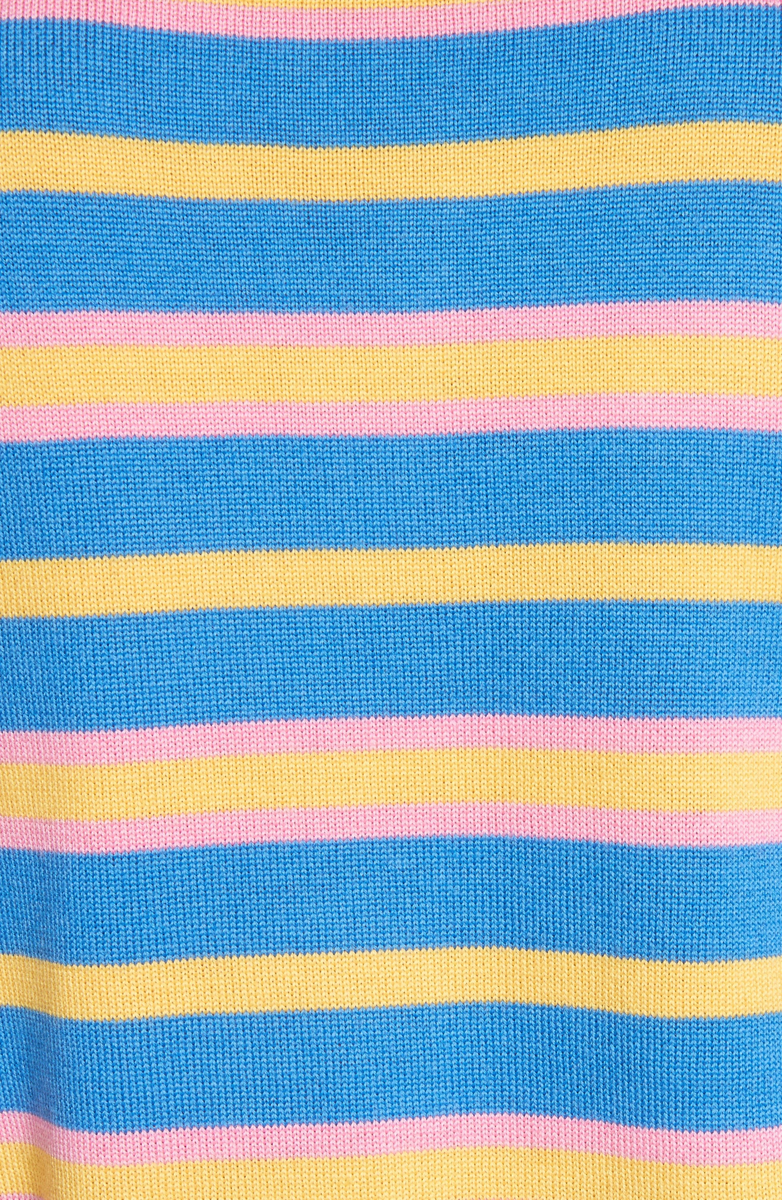 Alternate Image 5  - Sandy Liang SpongeBob Polo Sweater