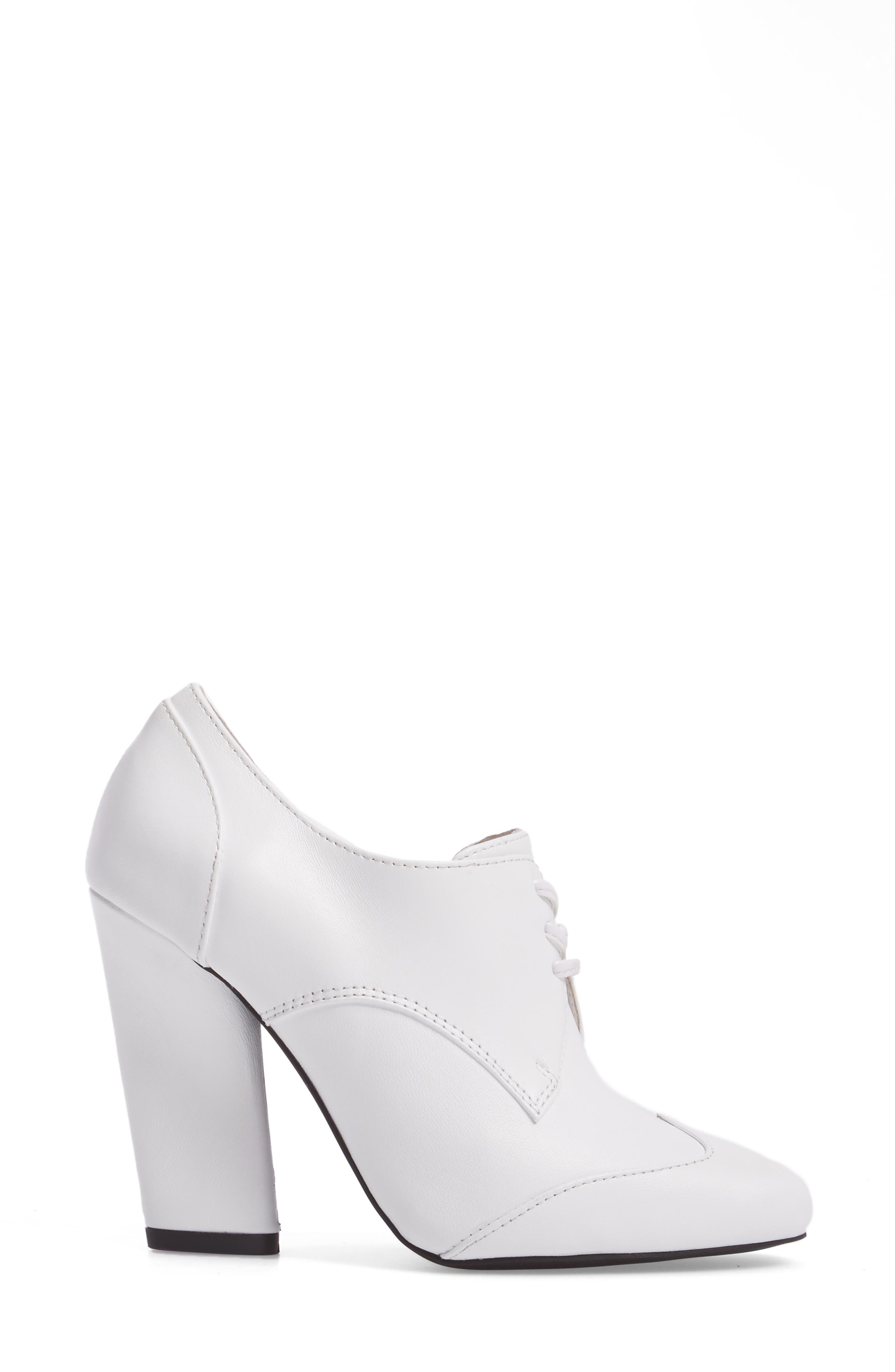 Alternate Image 3  - Jeffrey Campbell Whitley Oxford Pump