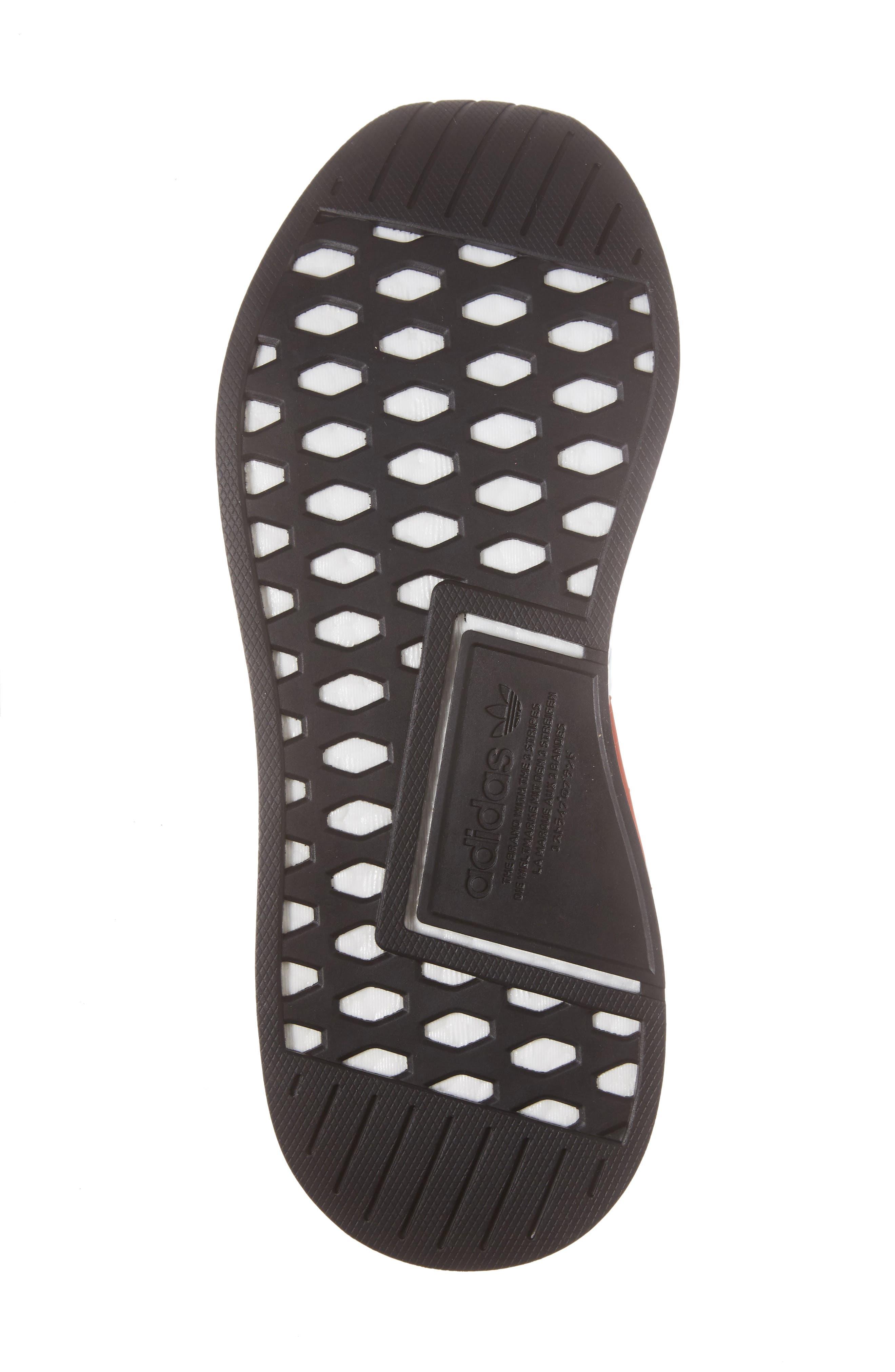 Alternate Image 6  - adidas NMD R2 Primeknit Running Shoe (Men)