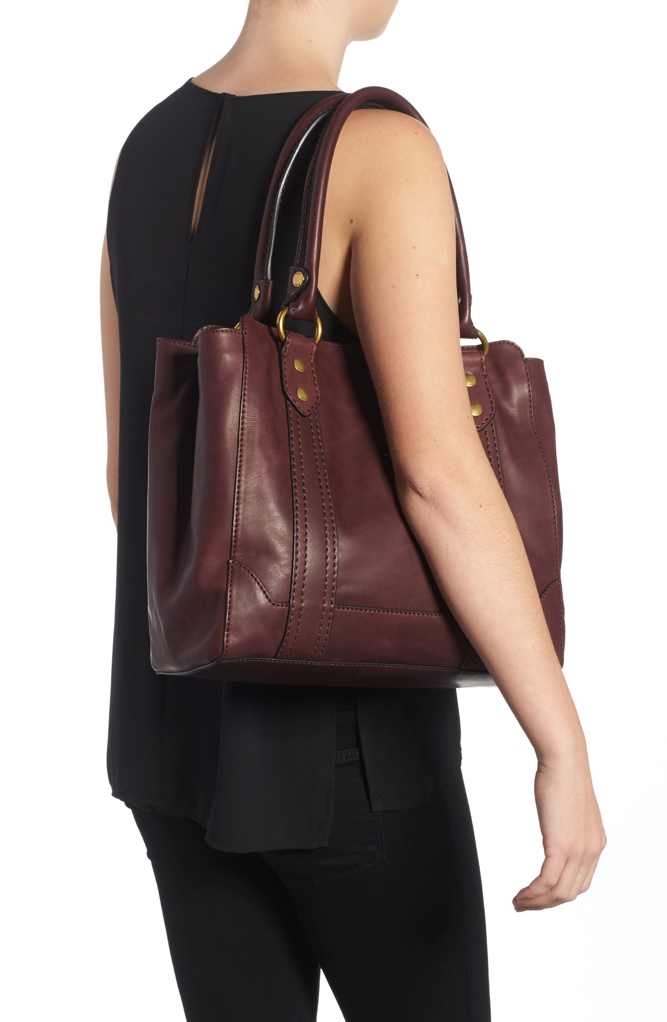 Alternate Image 2  - Frye Melissa Leather Tote