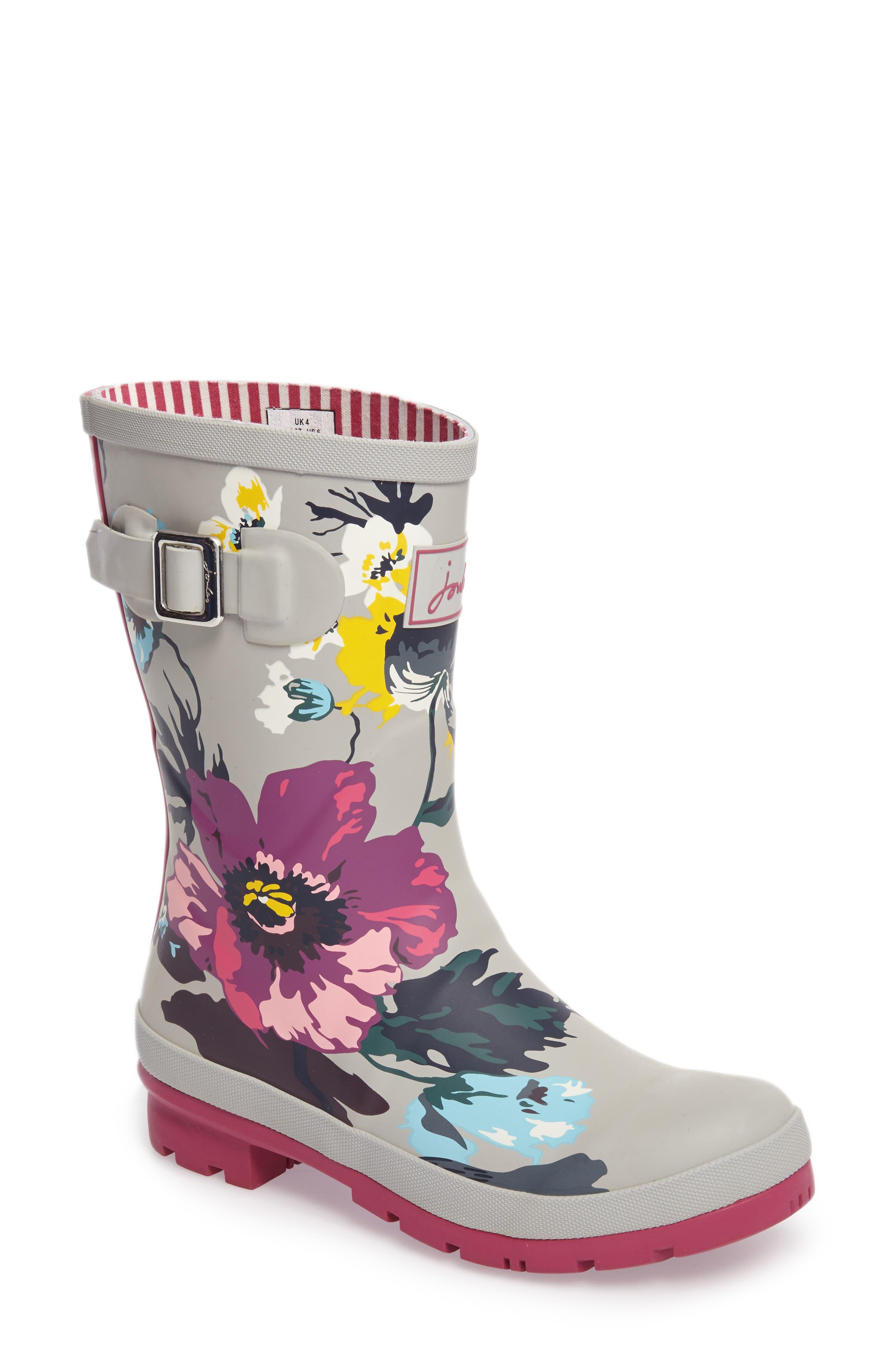 Alternate Image 1 Selected - Joules 'Molly' Rain Boot (Women)