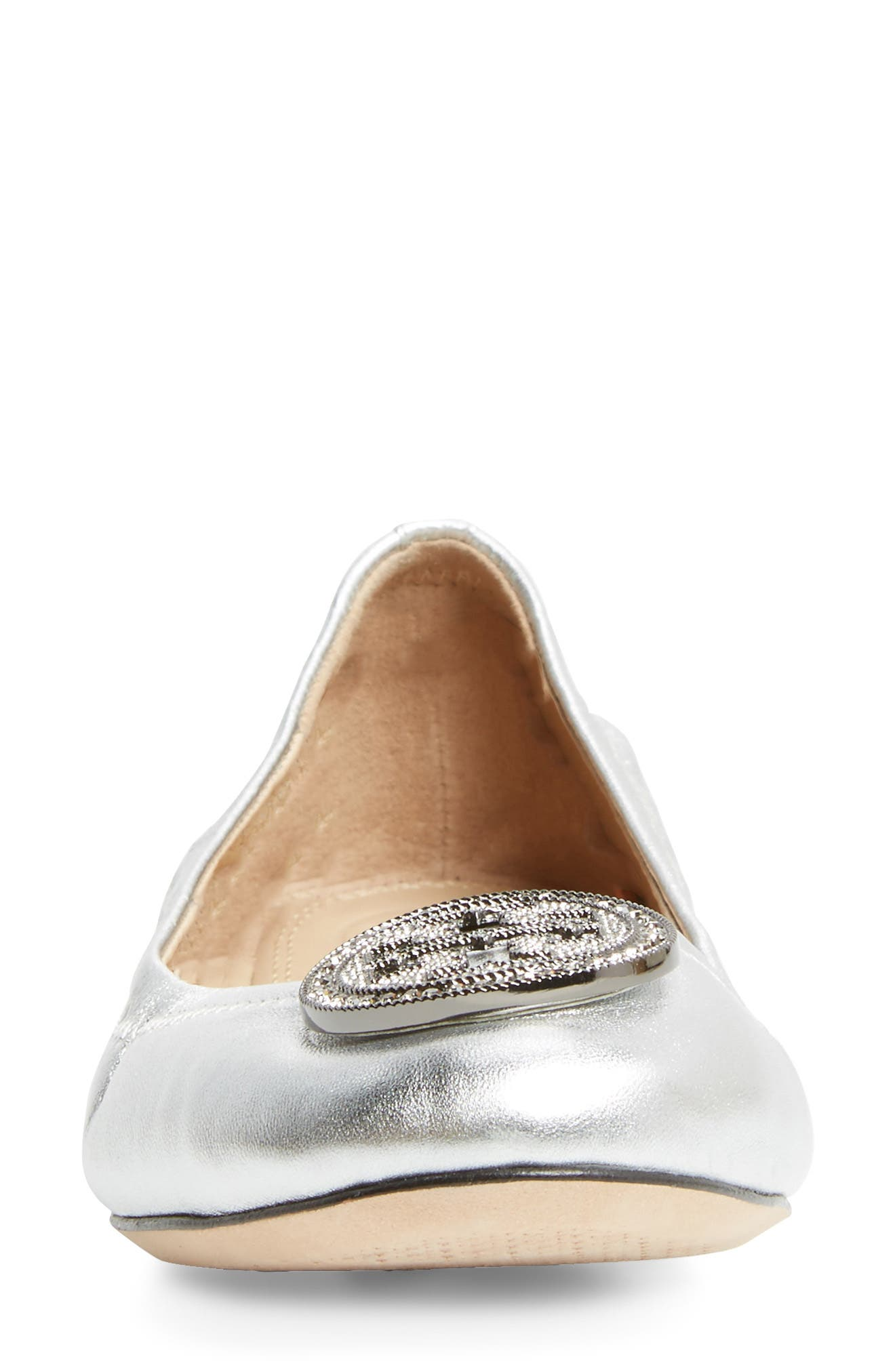 Alternate Image 4  - Tory Burch Liana Ballet Flat (Women)
