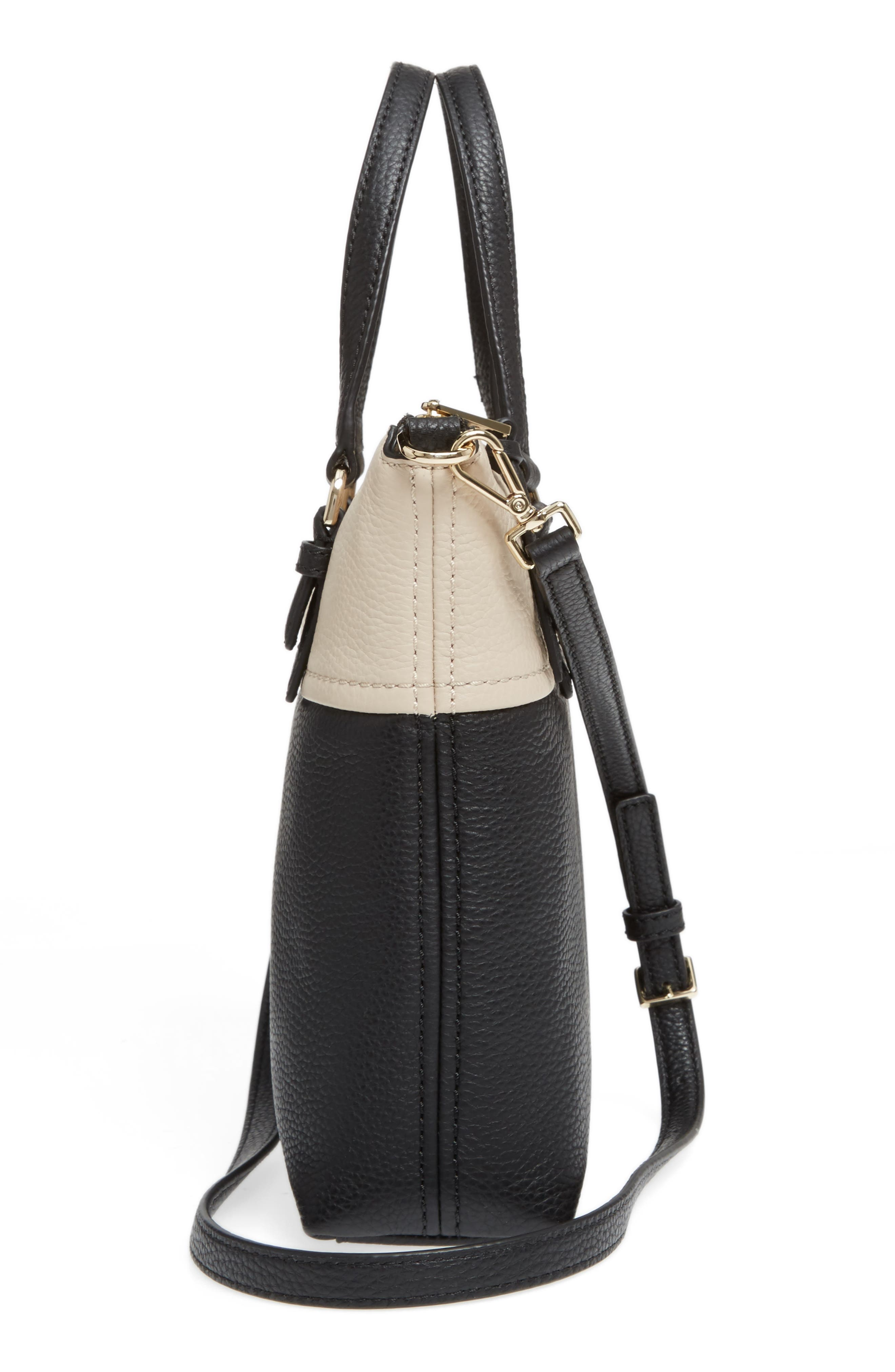 Alternate Image 5  - kate spade new york jackson street - hayley leather satchel