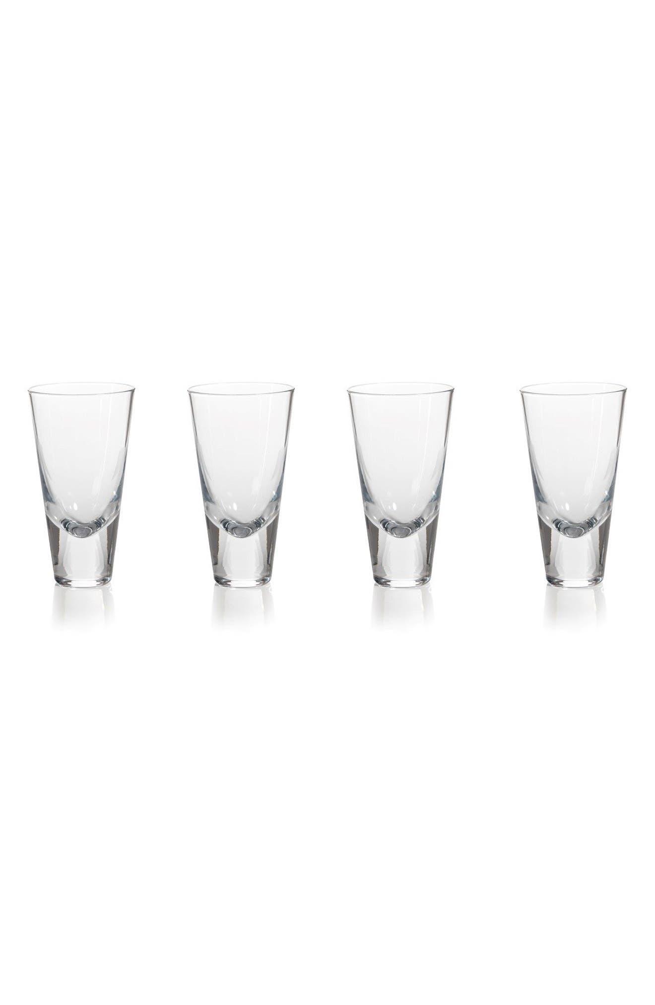 Main Image - Zodax Anatole Set of 4 Drinking Glasses