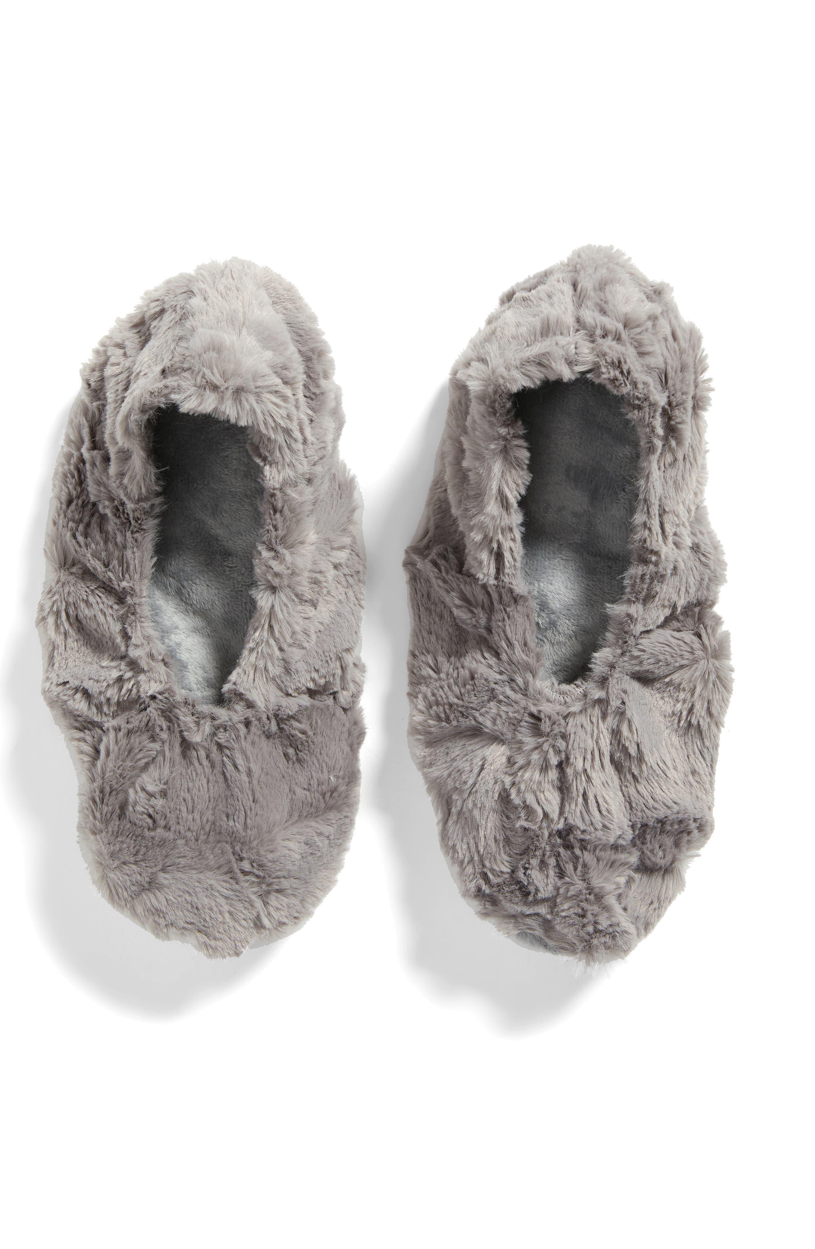 Alternate Image 1 Selected - Sonoma Lavender Stonehide Footies
