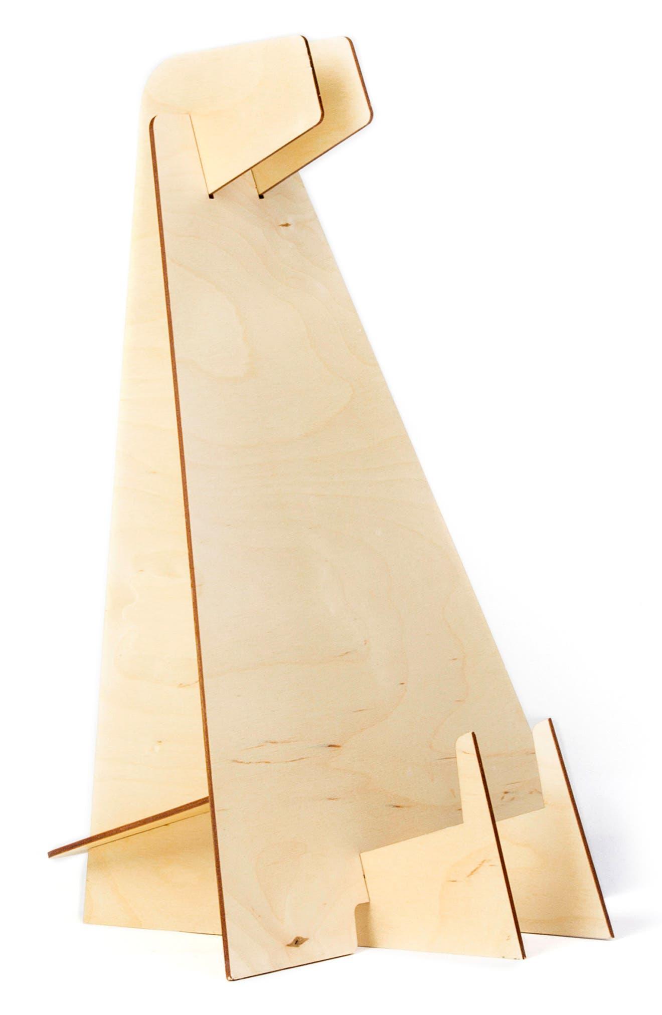 Loog Foldable Wood Guitar Stand