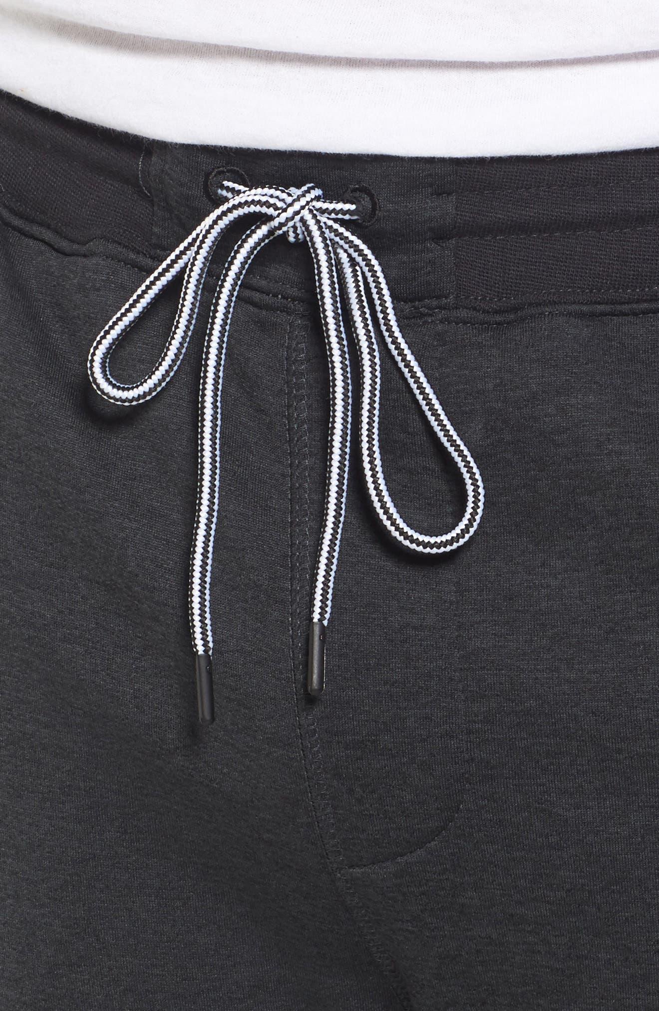 Dri-FIT Disperse Jogger Pants,                             Alternate thumbnail 4, color,                             Black