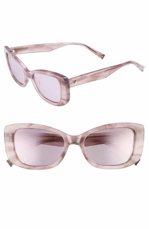 02bdb330fa KENDALL + KYLIE 53mm Cat Eye Sunglasses
