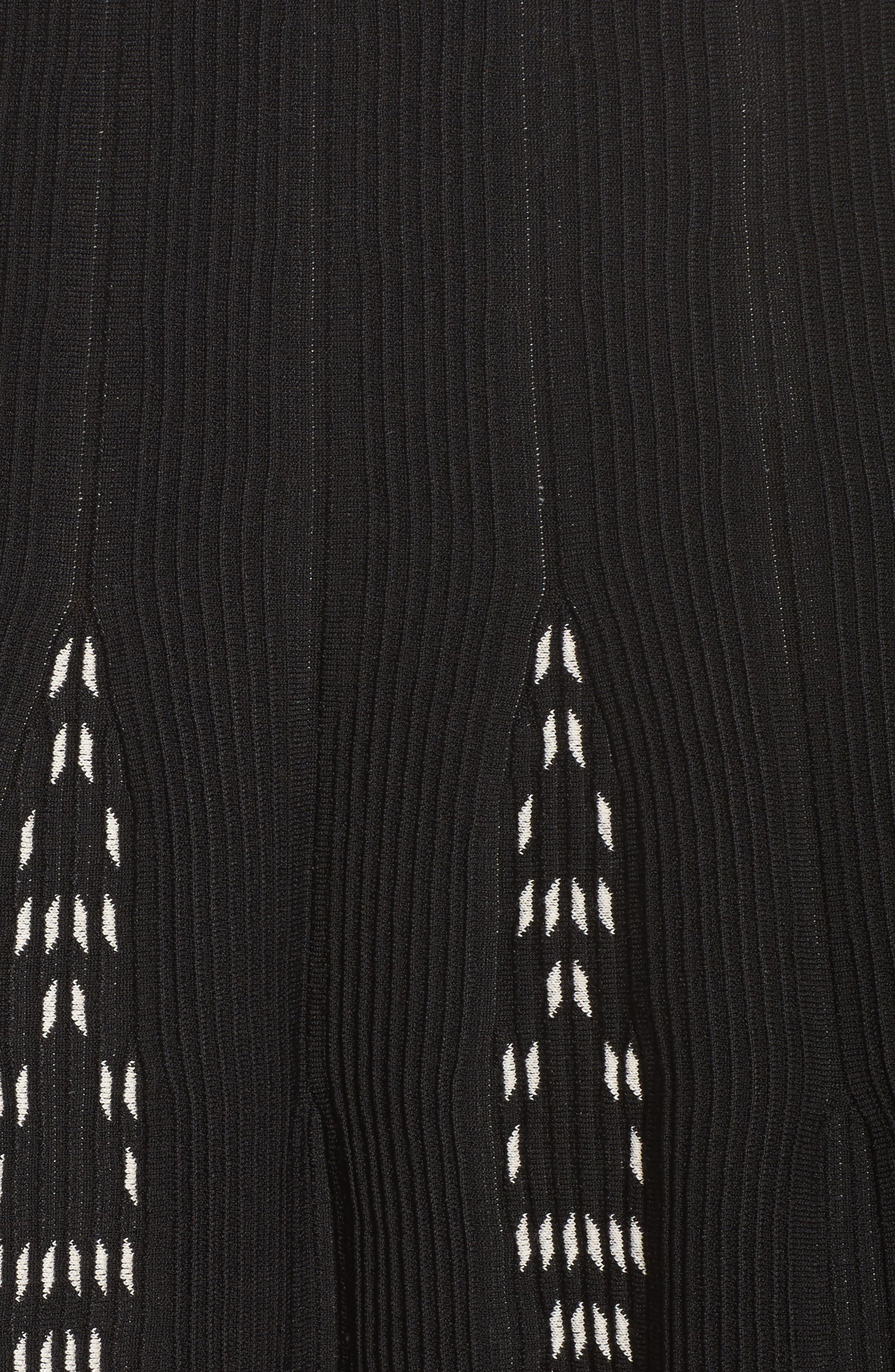 Alternate Image 5  - NIC+ZOE Hypnotic Twirl Skirt (Plus Size)
