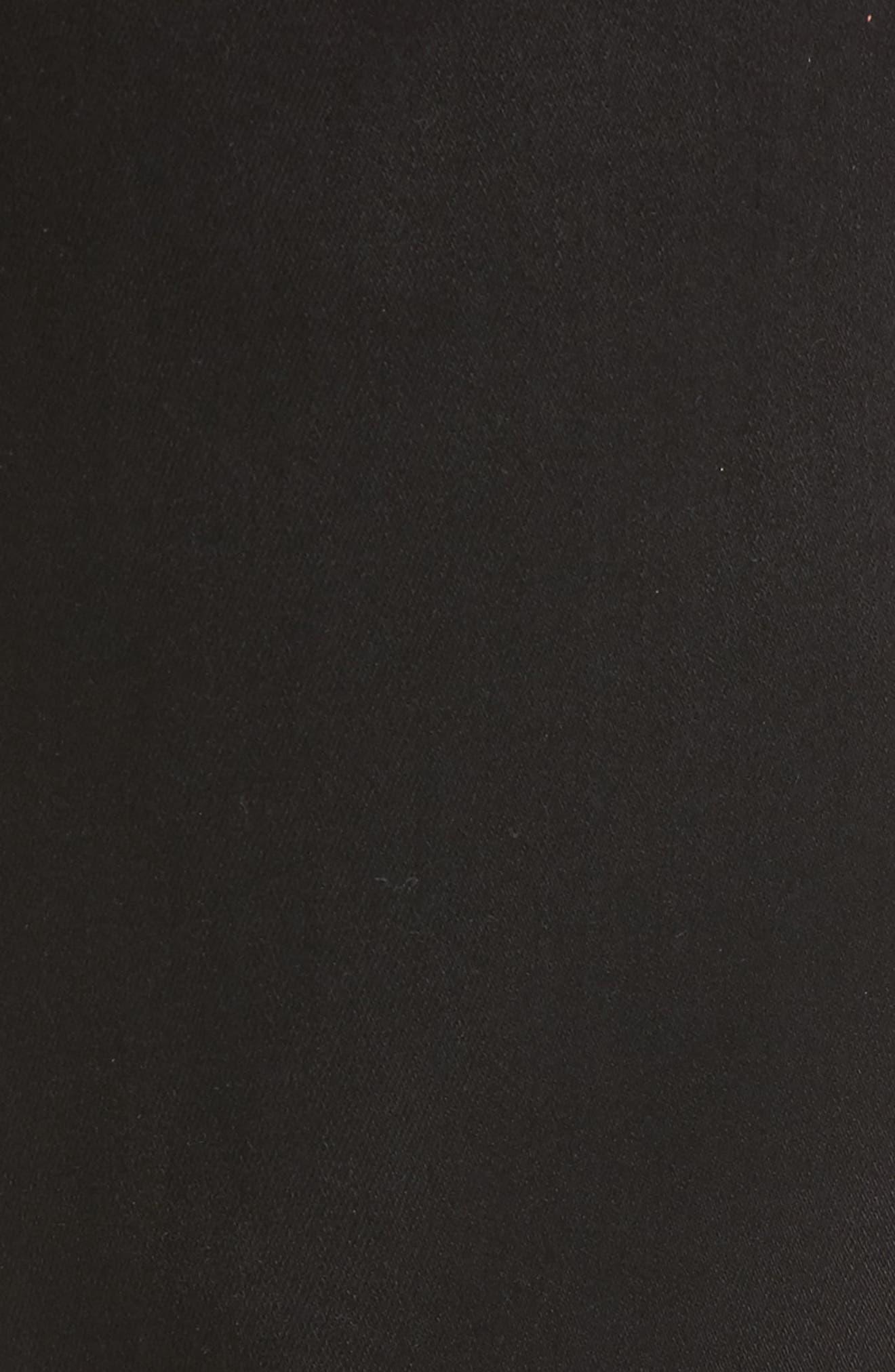 Torino Slim Fit Jeans,                             Alternate thumbnail 5, color,                             Everblack