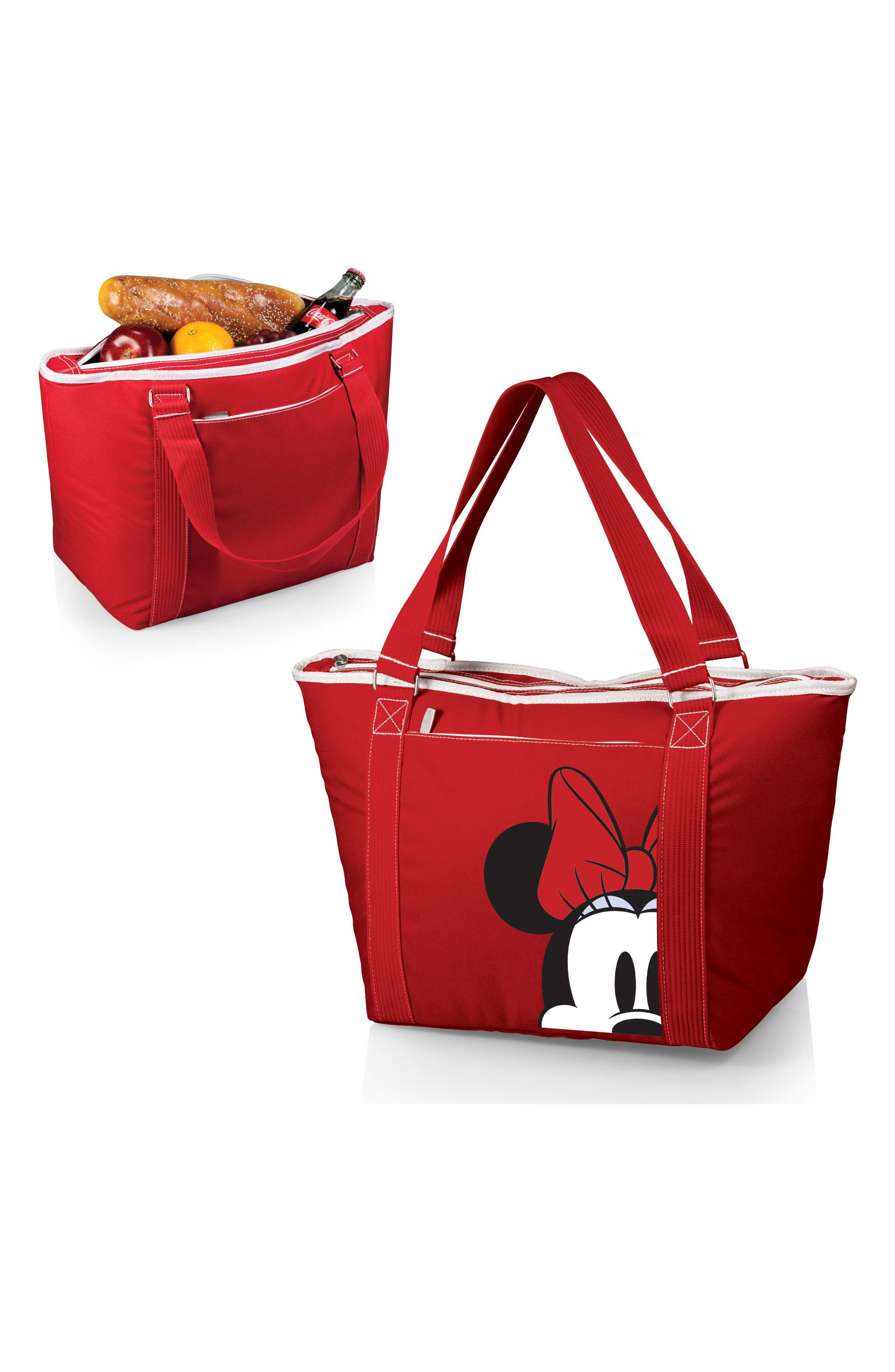 Disney<sup>®</sup> Mickey Mouse Topanga Cooler Tote,                             Alternate thumbnail 2, color,                             Minnie