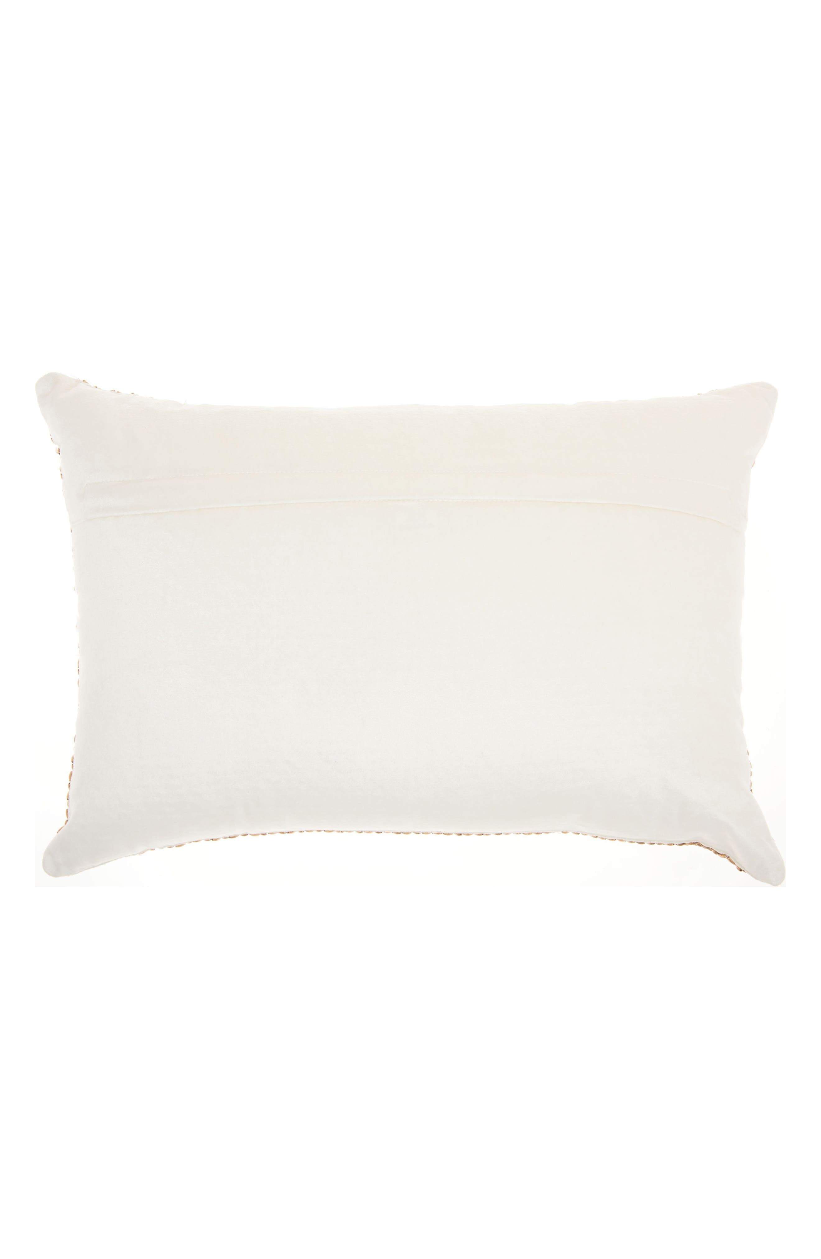 Alternate Image 2  - Mina Victory Cobble Jewel Accent Pillow