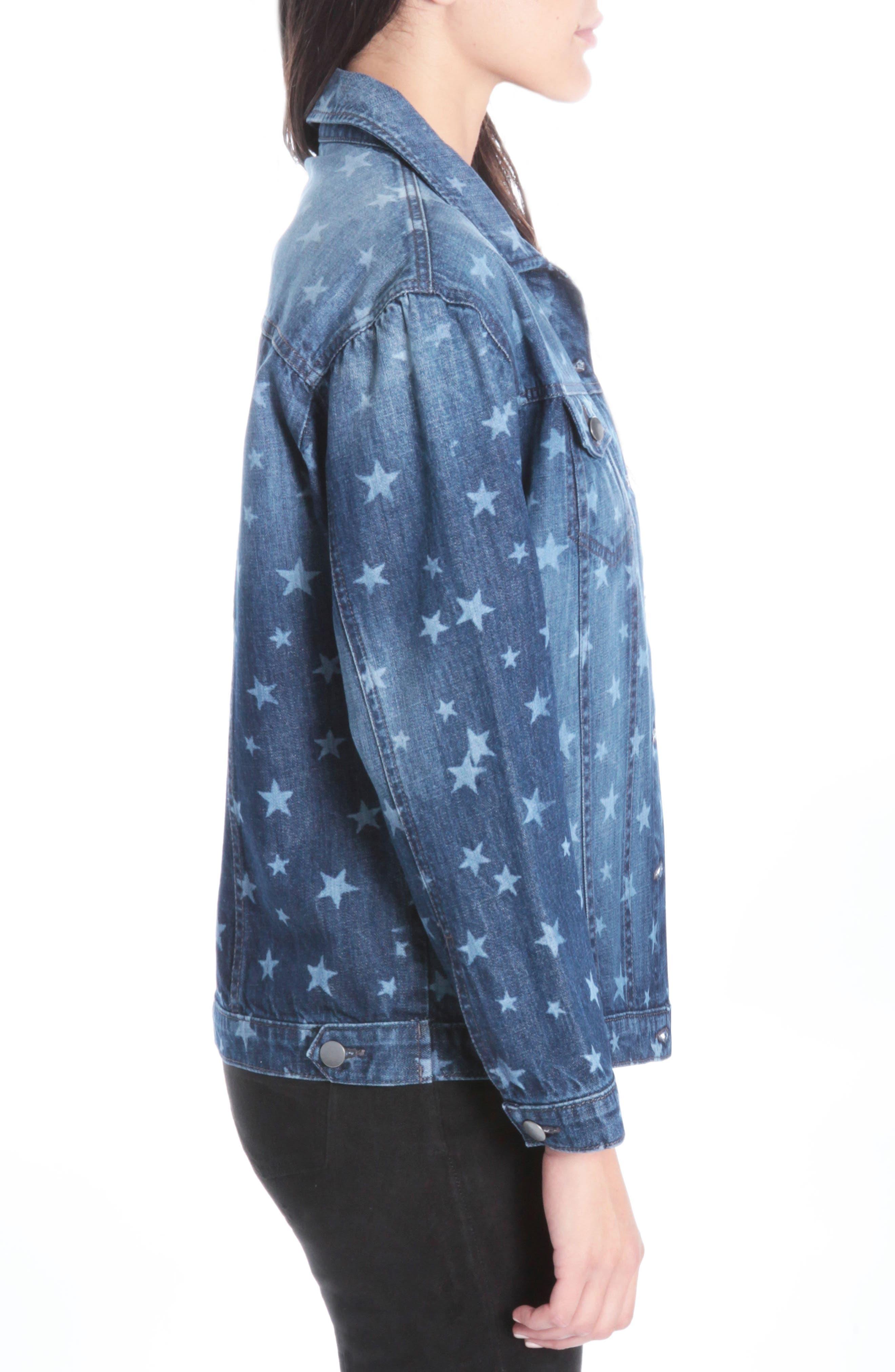 Alternate Image 3  - Kut from the Kloth Emma Boyfriend Jacket (Opportune)