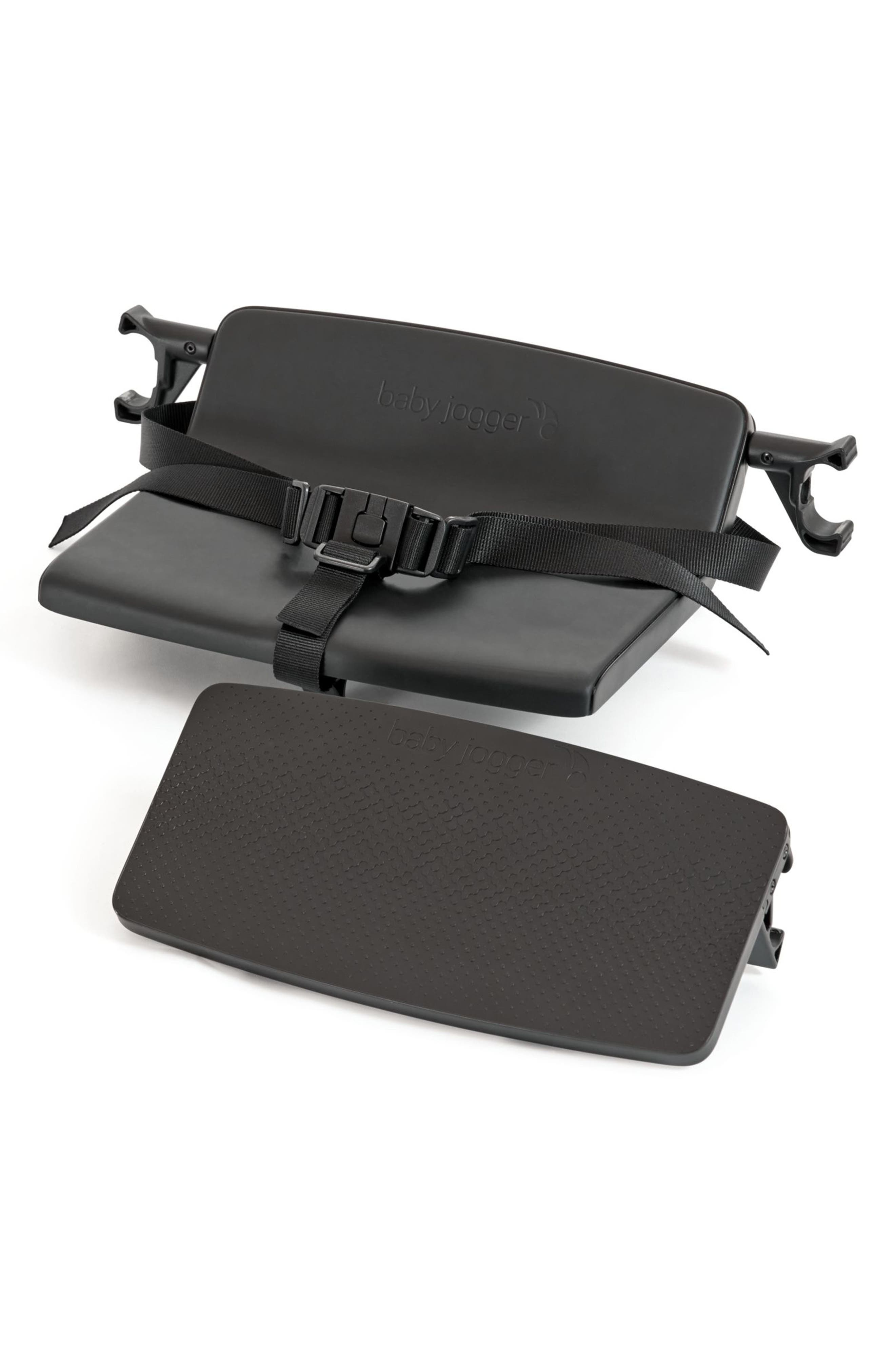 Lux Bench Seat for City Select<sup>™</sup> Stroller,                         Main,                         color, Black