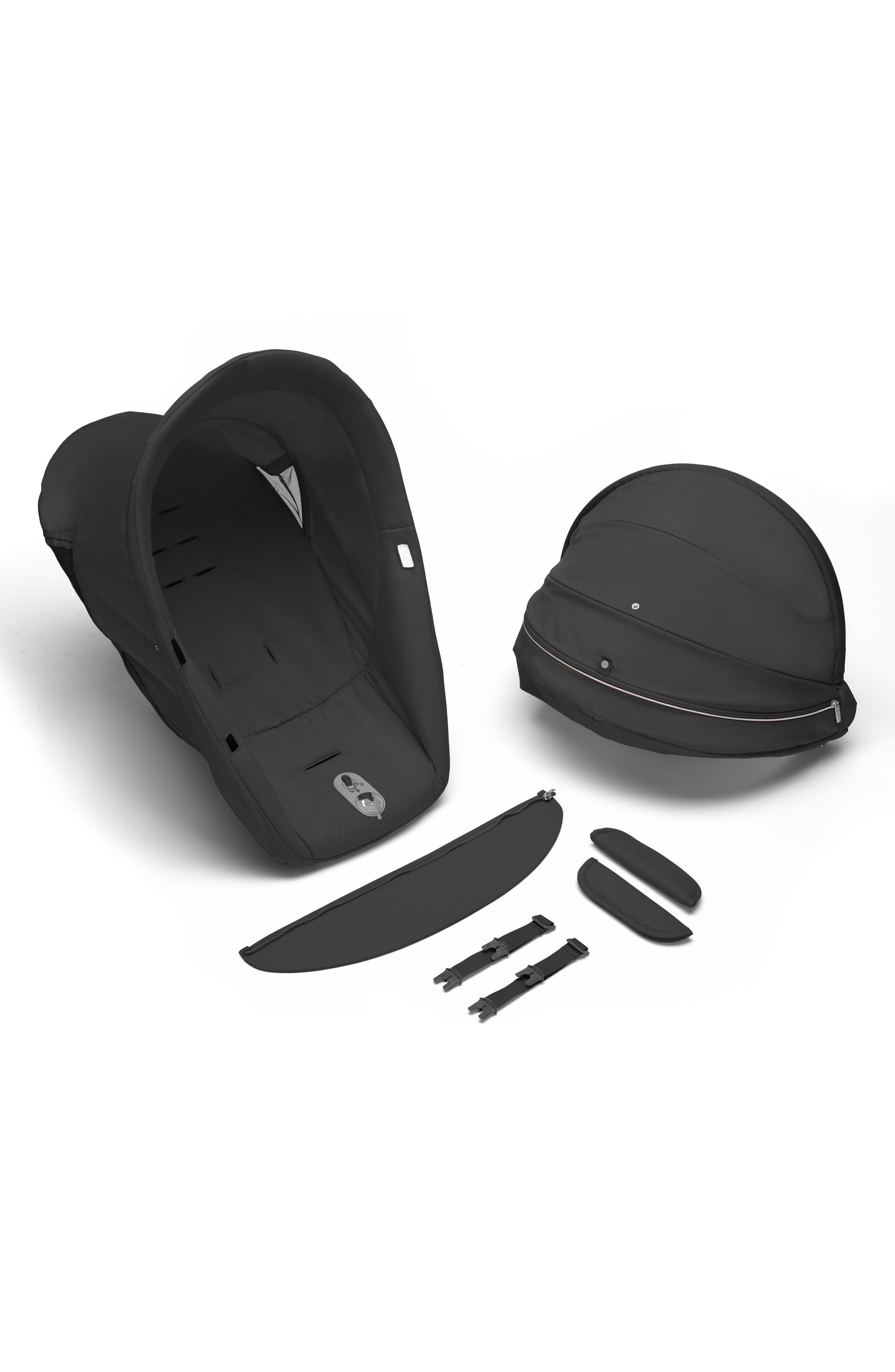 Scoot<sup>™</sup> Complete Stroller,                             Alternate thumbnail 14, color,                             Black
