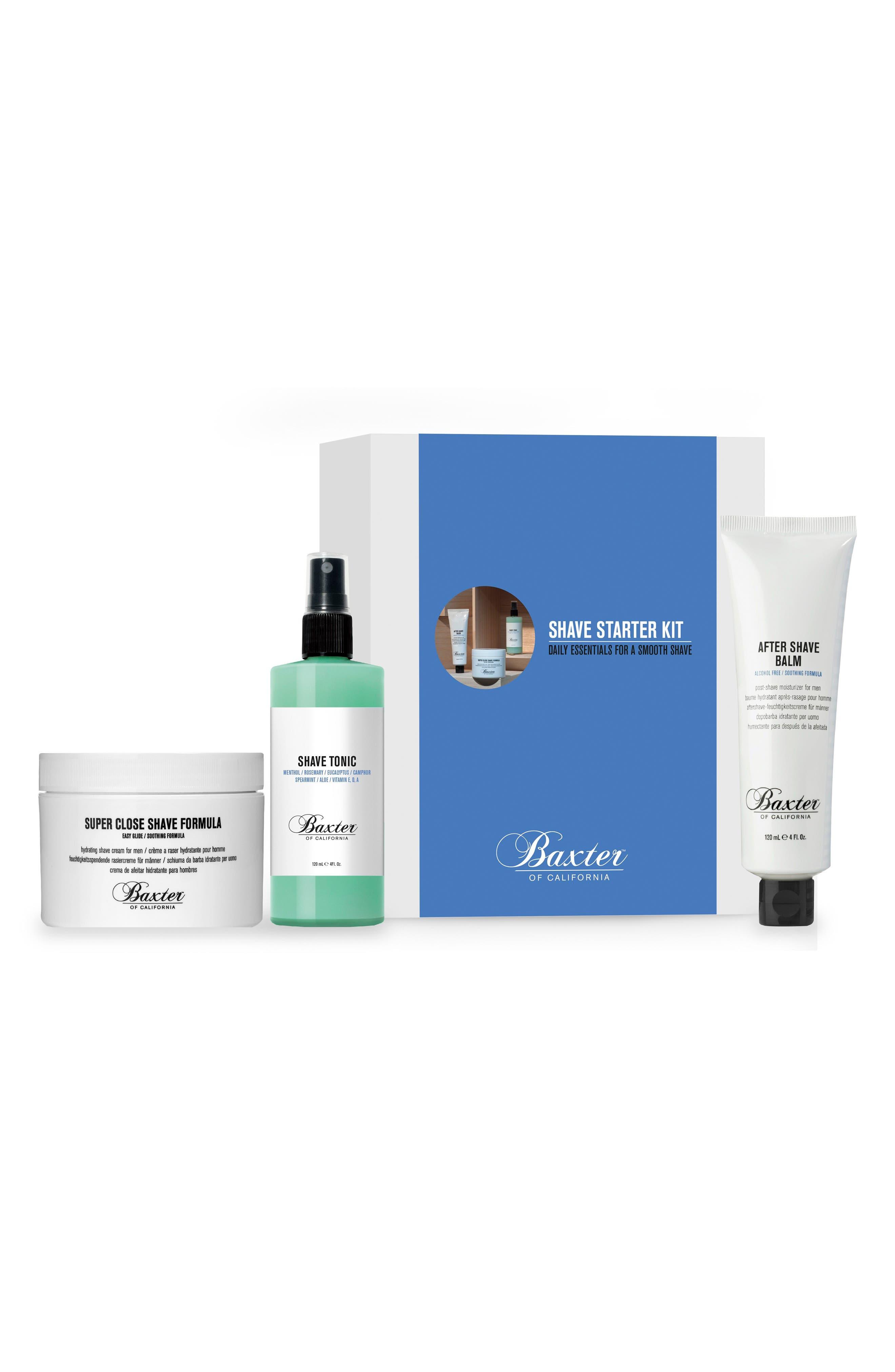 Alternate Image 1 Selected - Baxter of California Shaving Kit ($59 Value)