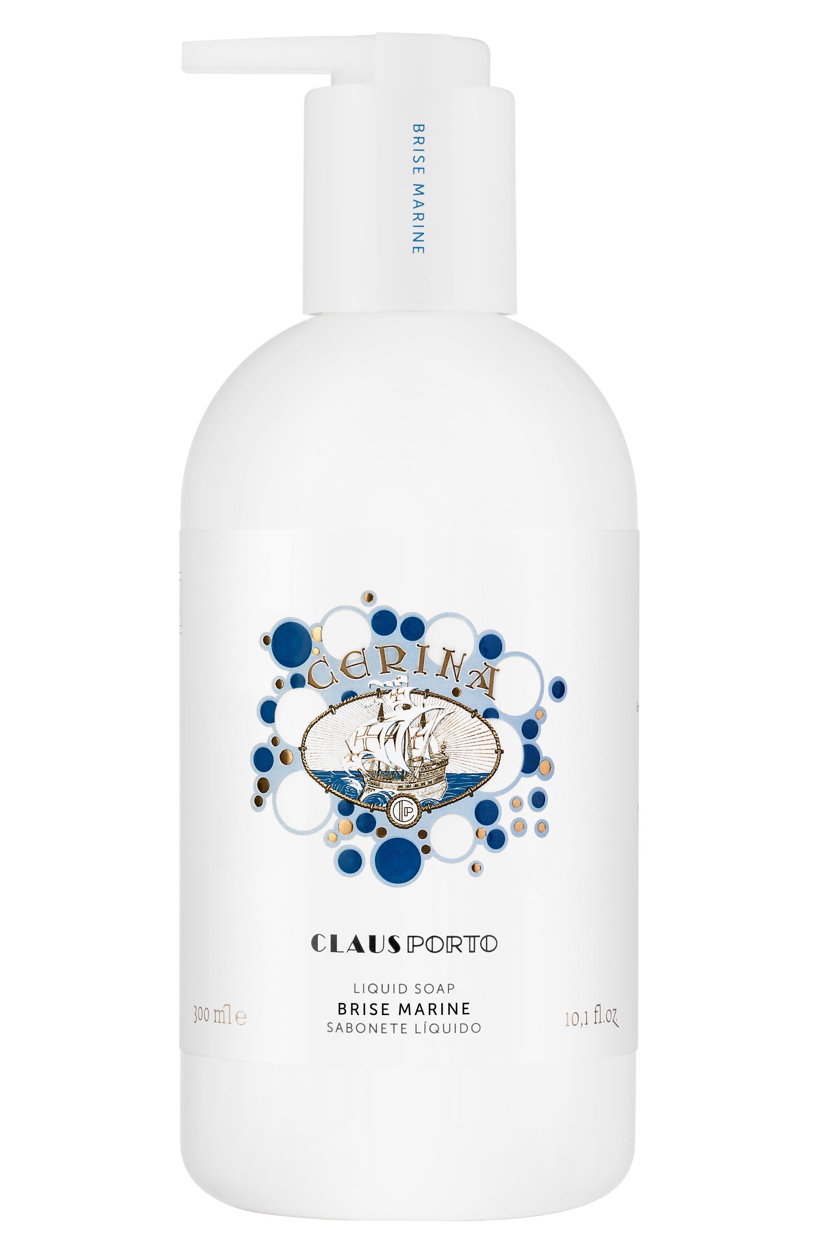 Claus Porto Cerina Brise Marine Liquid Soap