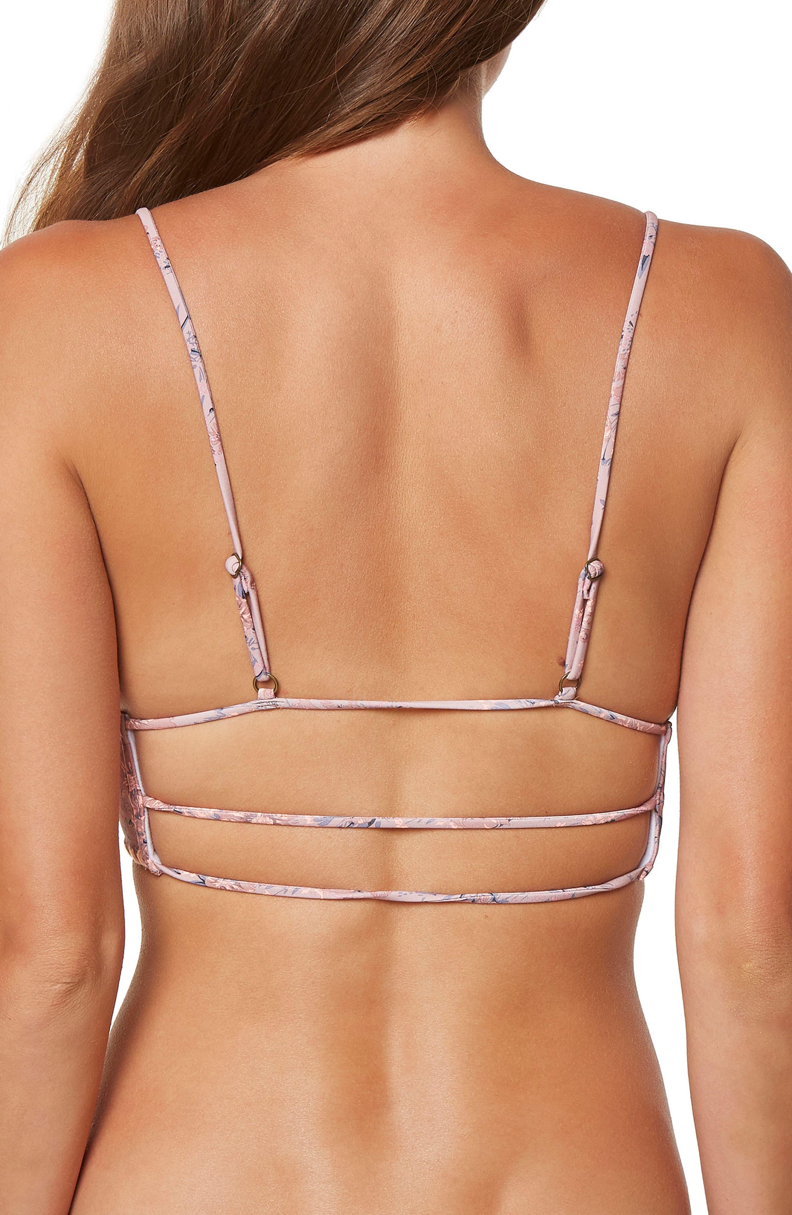 Alternate Image 2  - O'Neill Calvin Bralette Bikini Top