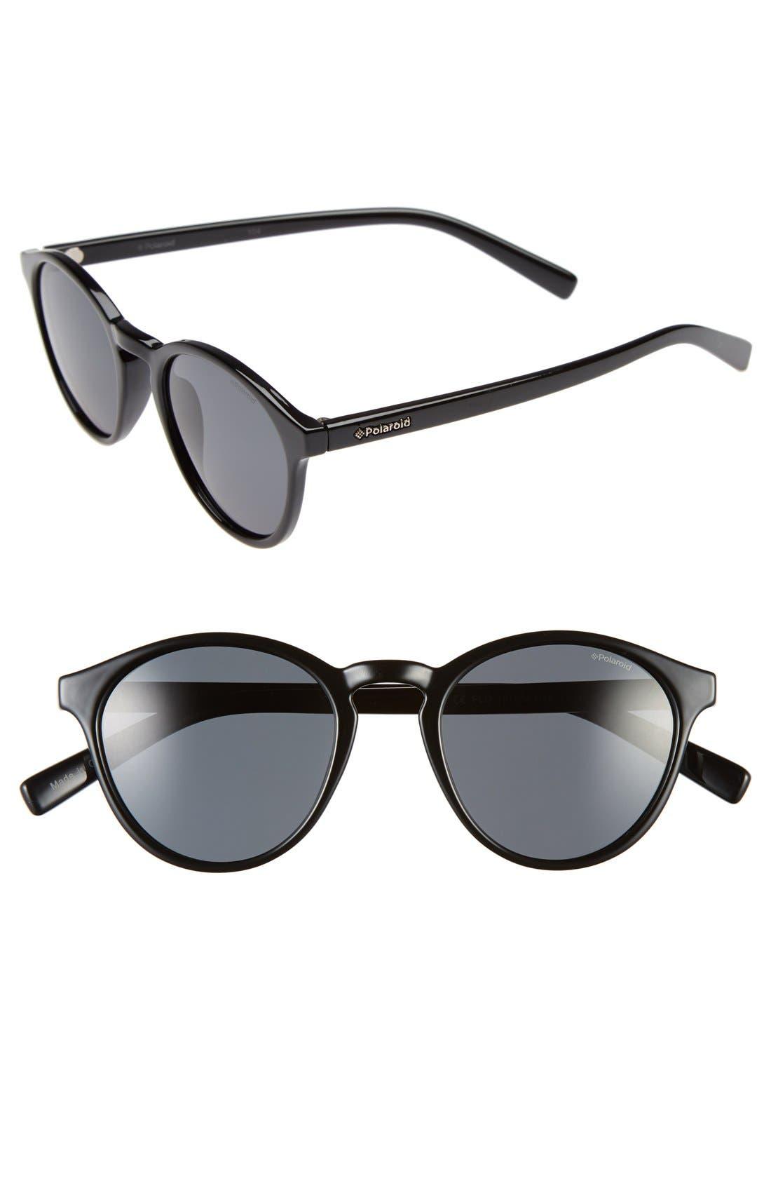 Alternate Image 1 Selected - Polaroid Eyewear 50mm Polarized Sunglasses