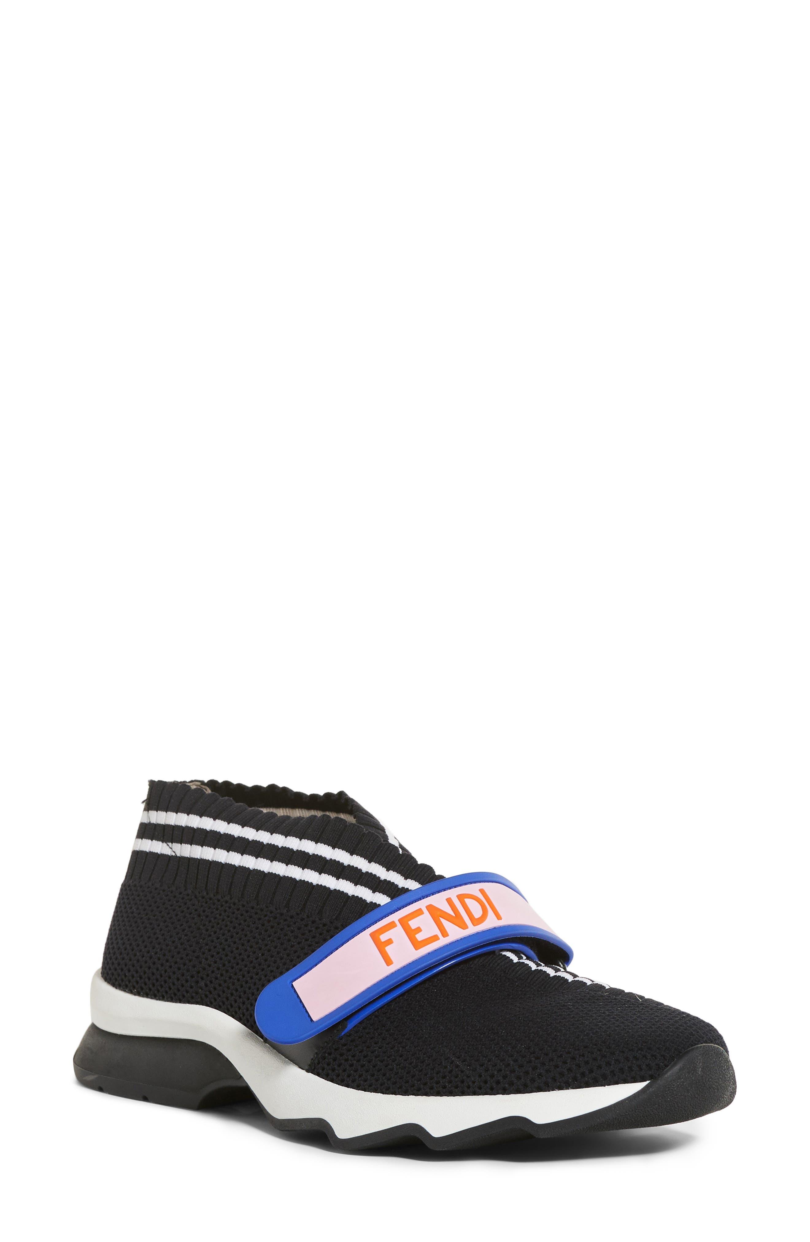 Fendi Rockoko Sneaker (Women)
