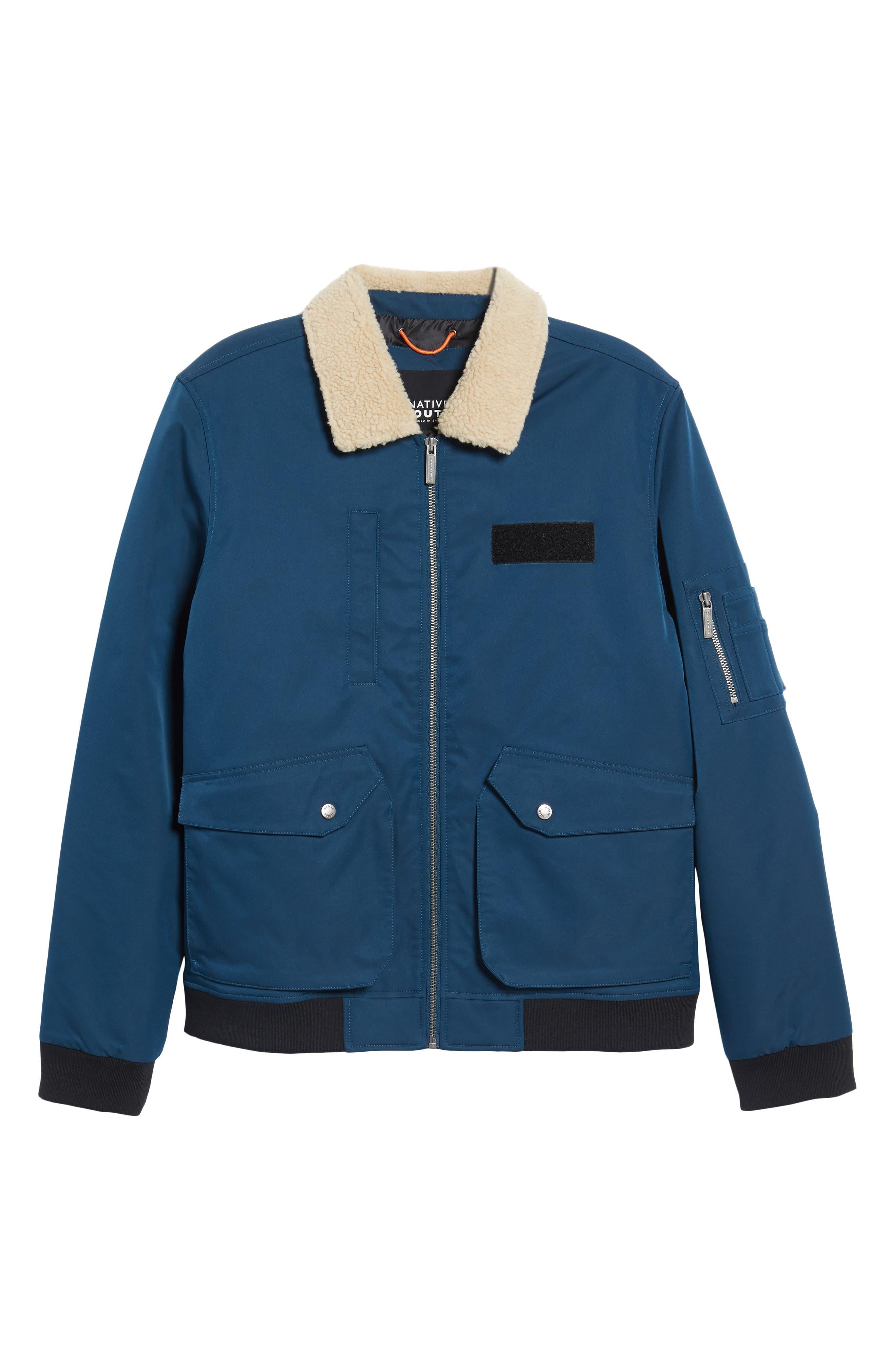 Alternate Image 6  - Native Youth Stamford Jacket