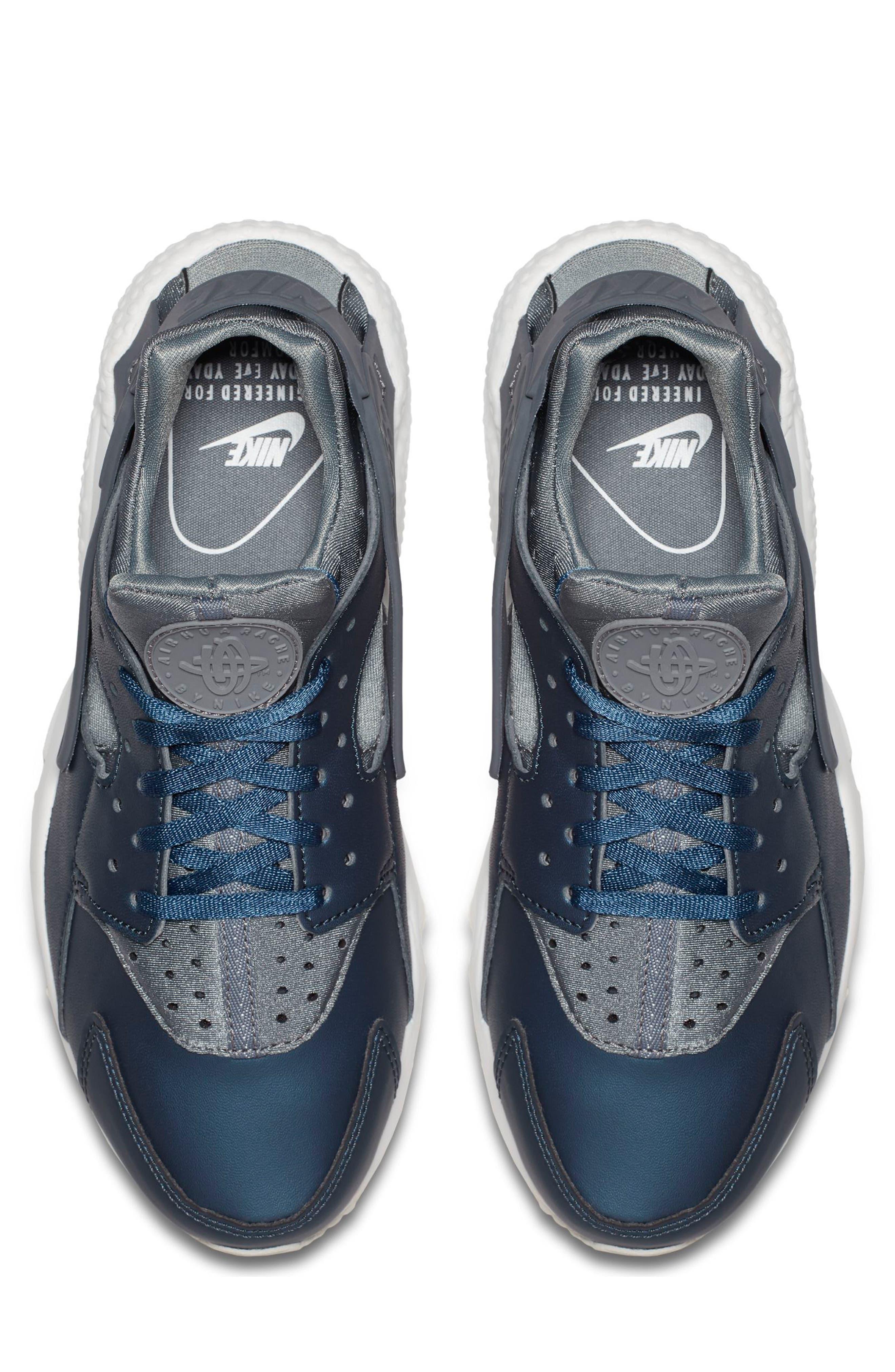 Alternate Image 4  - Nike Air Huarache Run Premium Sneaker (Women)