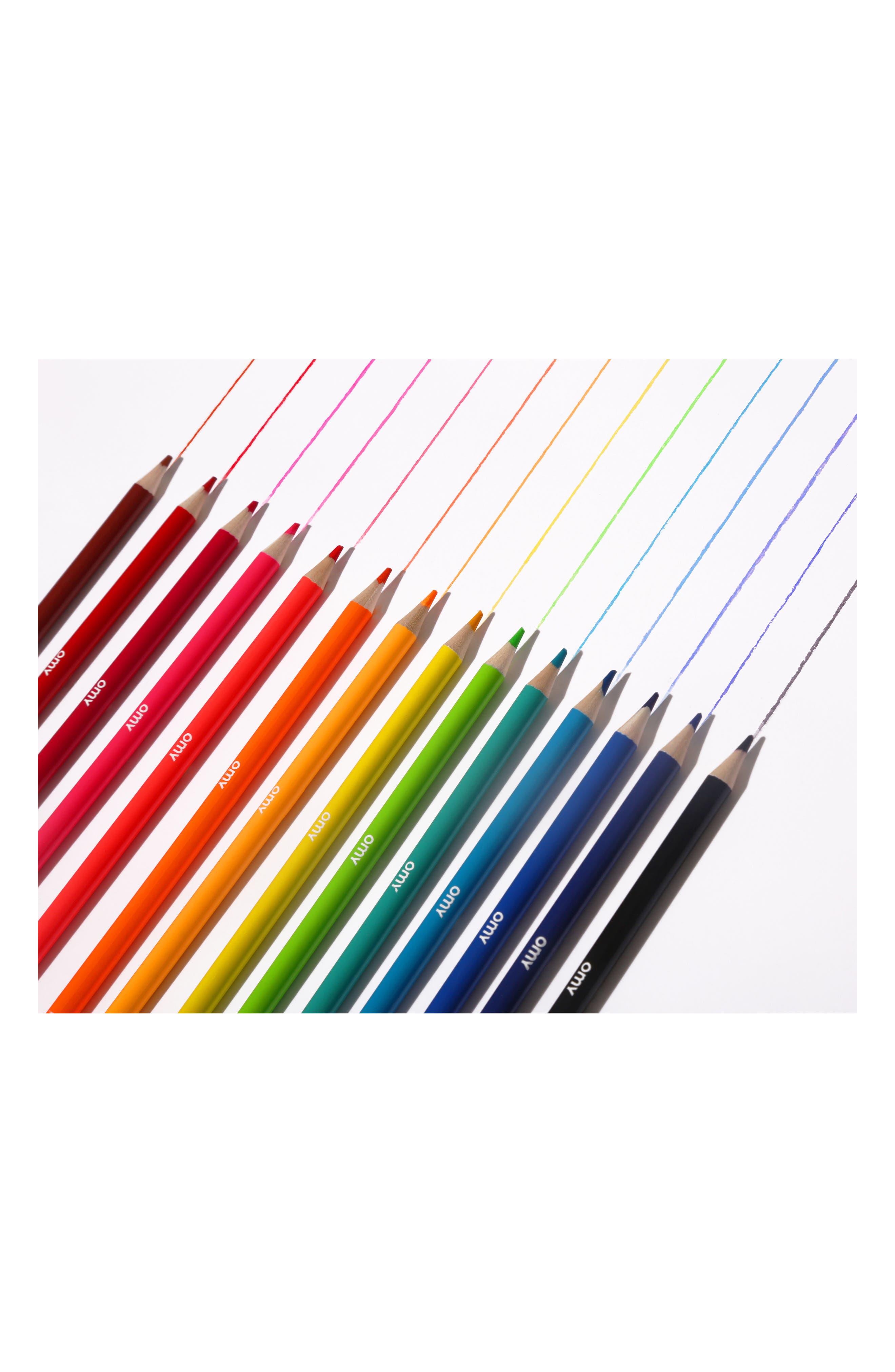 Alternate Image 4  - OMY Set of 16 Pop Pencils