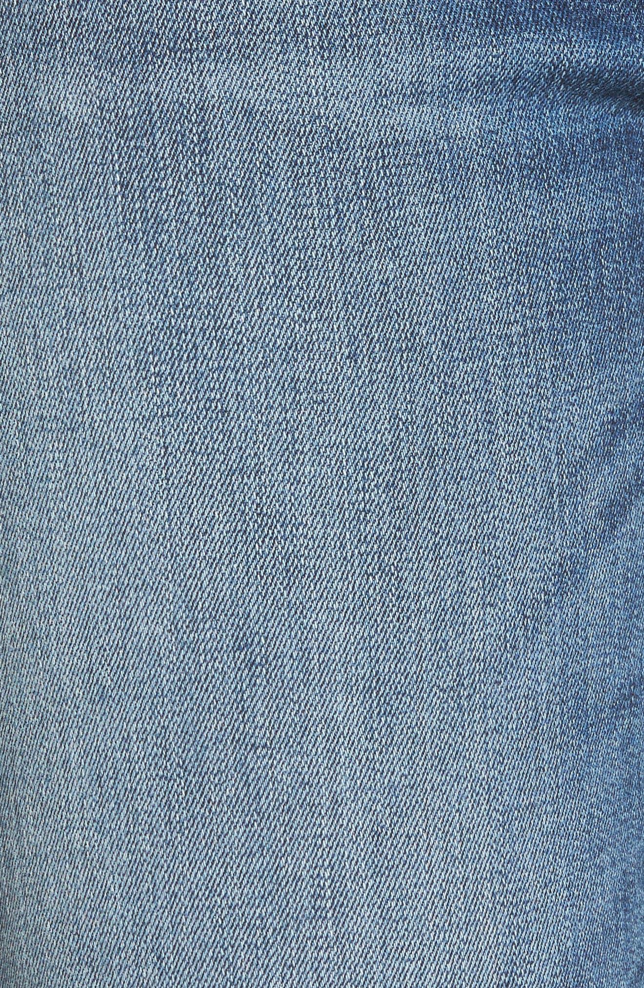 Alternate Image 5  - Hudson Jeans Holly High Waist Ankle Skinny Jeans