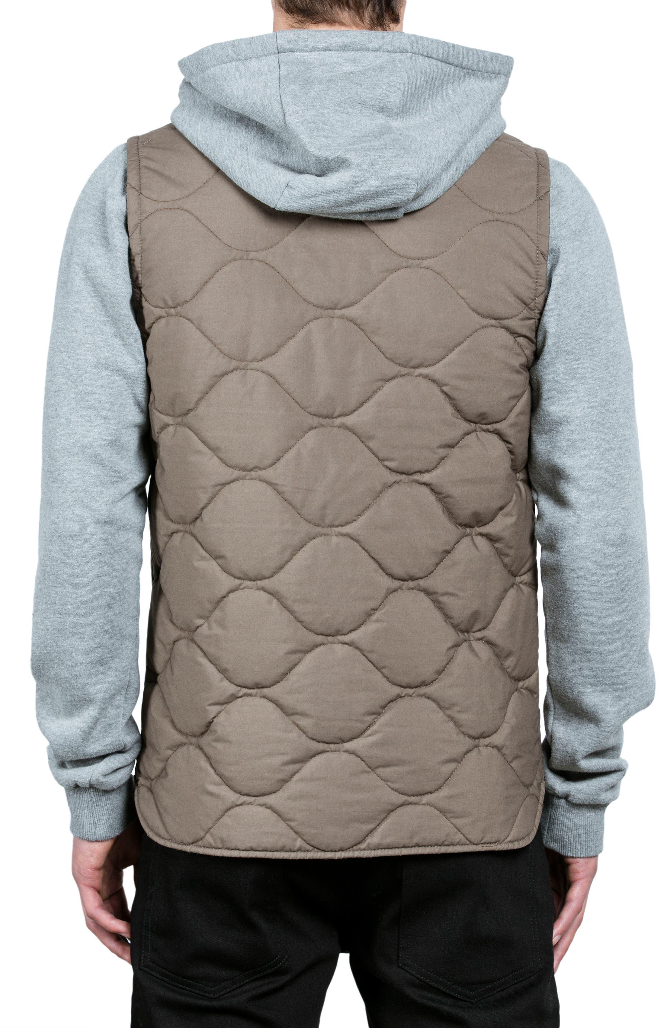 Alternate Image 2  - Volcom Buster Hooded Puffer Jacket