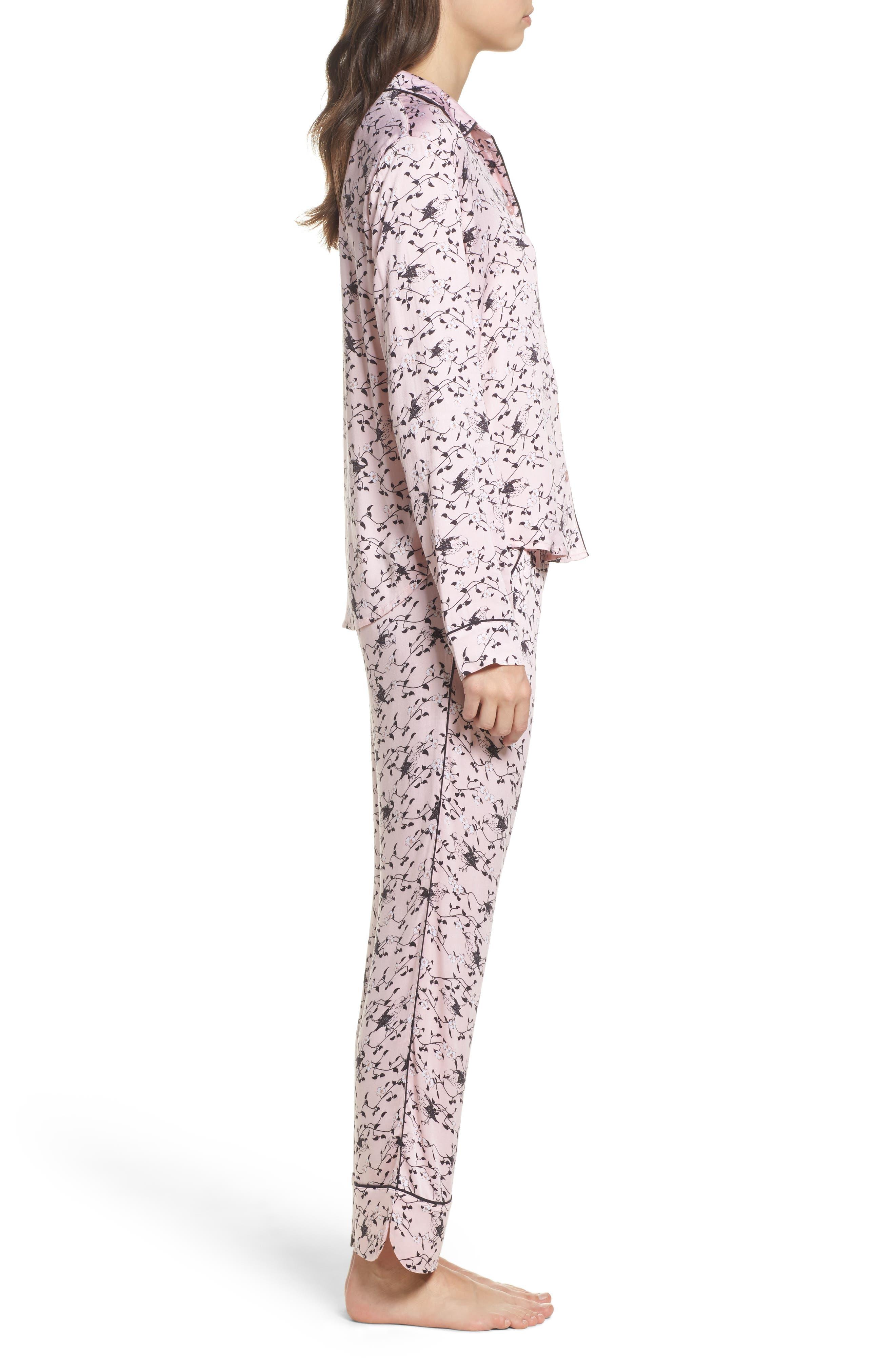 Alternate Image 3  - PJ Salvage Jersey Pajamas
