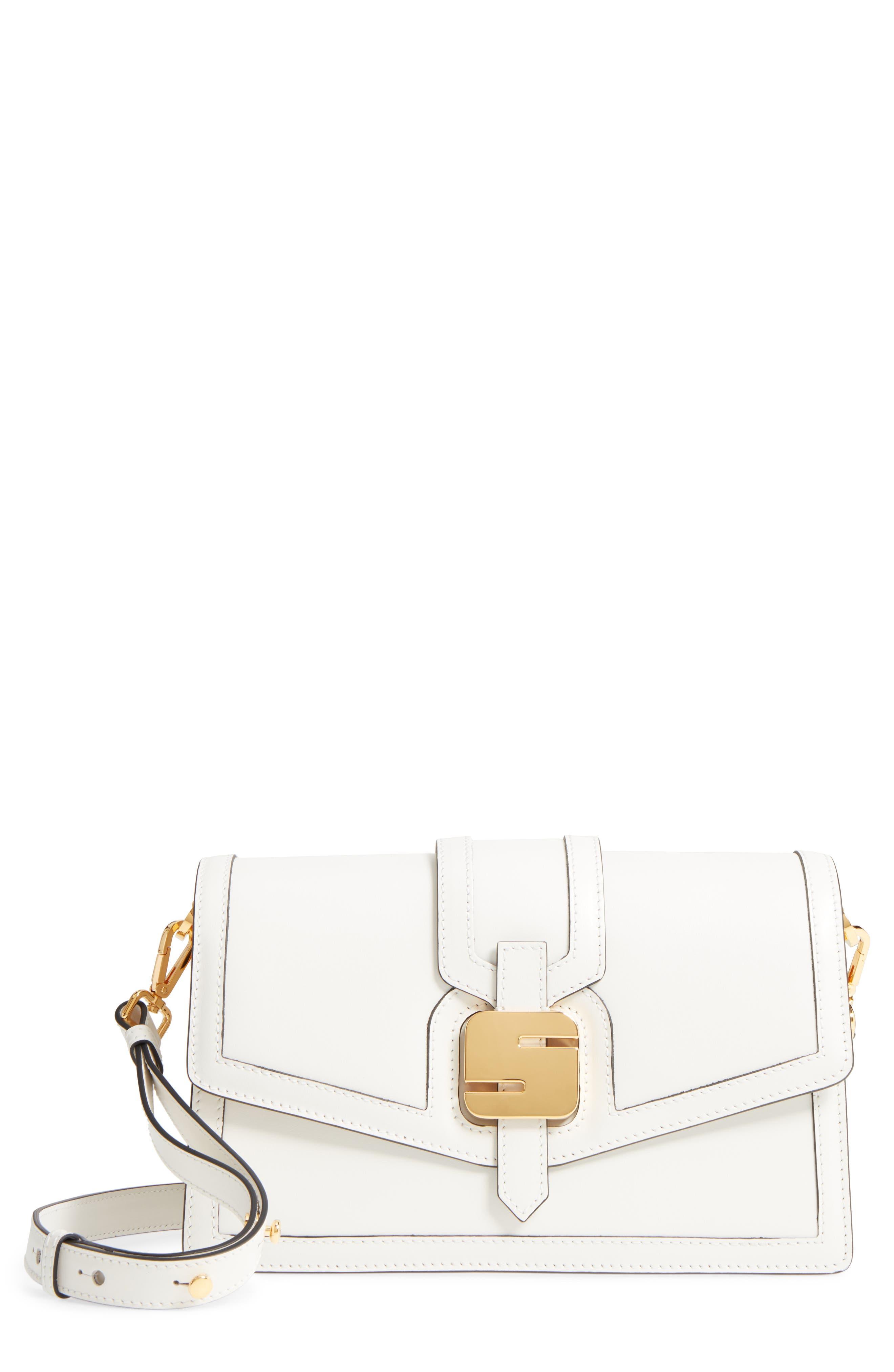 Alternate Image 1 Selected - Serapian Milano Medium 1972 Leather Shoulder Bag