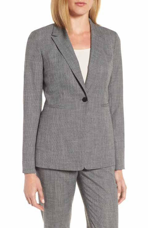 Emerson Rose Two-Tone Suit Jacket