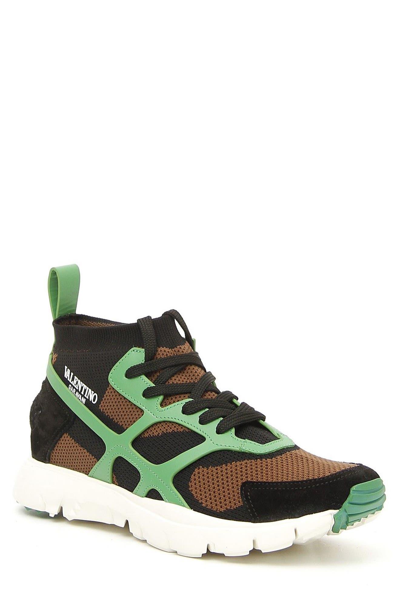 VALENTINO GARAVANI Sound High Sneaker (Men)