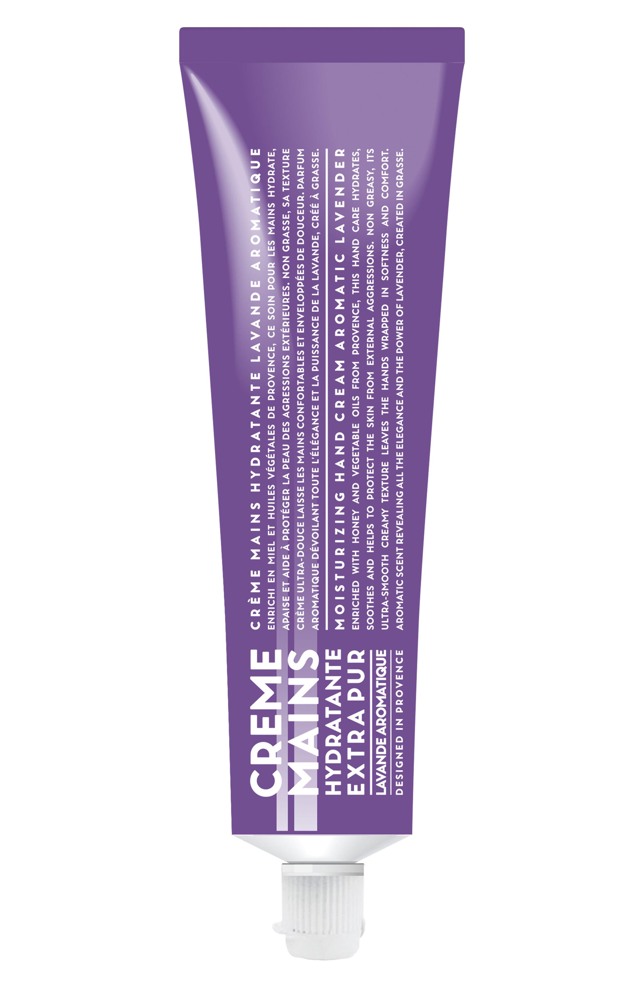 Aromatic Lavender Moisturizing Hand Cream,                             Main thumbnail 1, color,                             No Color