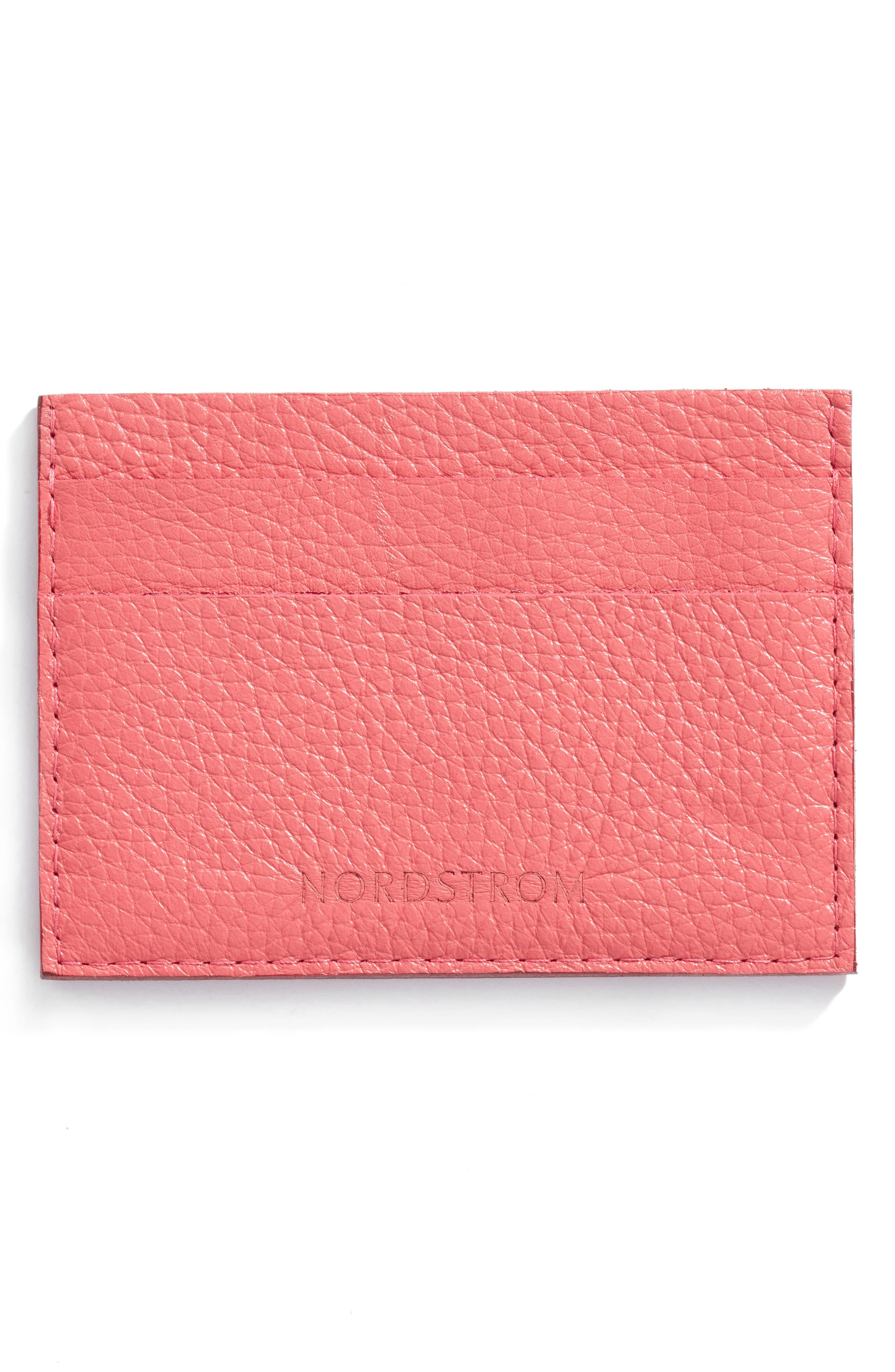 Nordstrom Pink Special Edition Wallet Gift Card