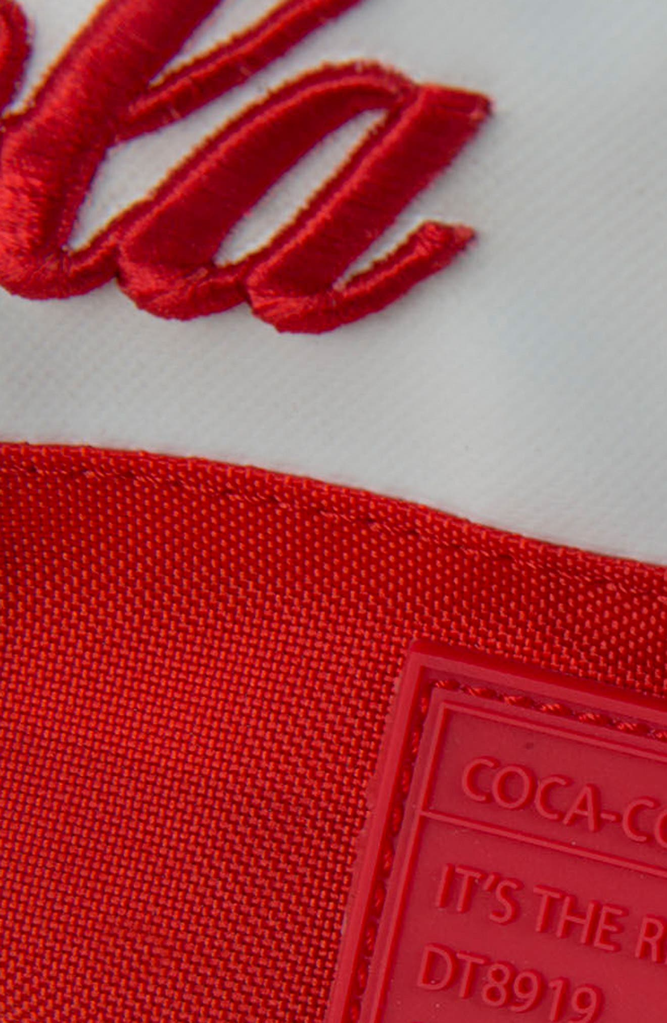 Alternate Image 8  - HEX Coca Cola Sneaker Duffel Bag