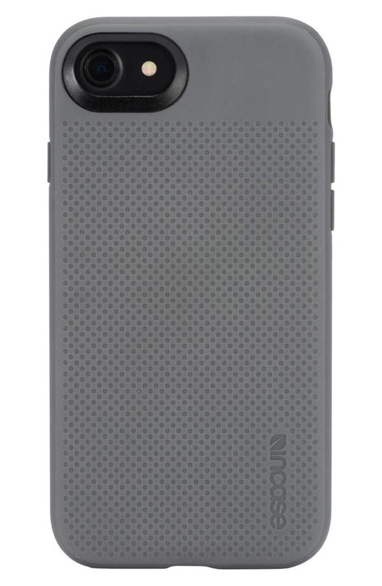 Icon iPhone 7/8 Case,                         Main,                         color, Gunmetal
