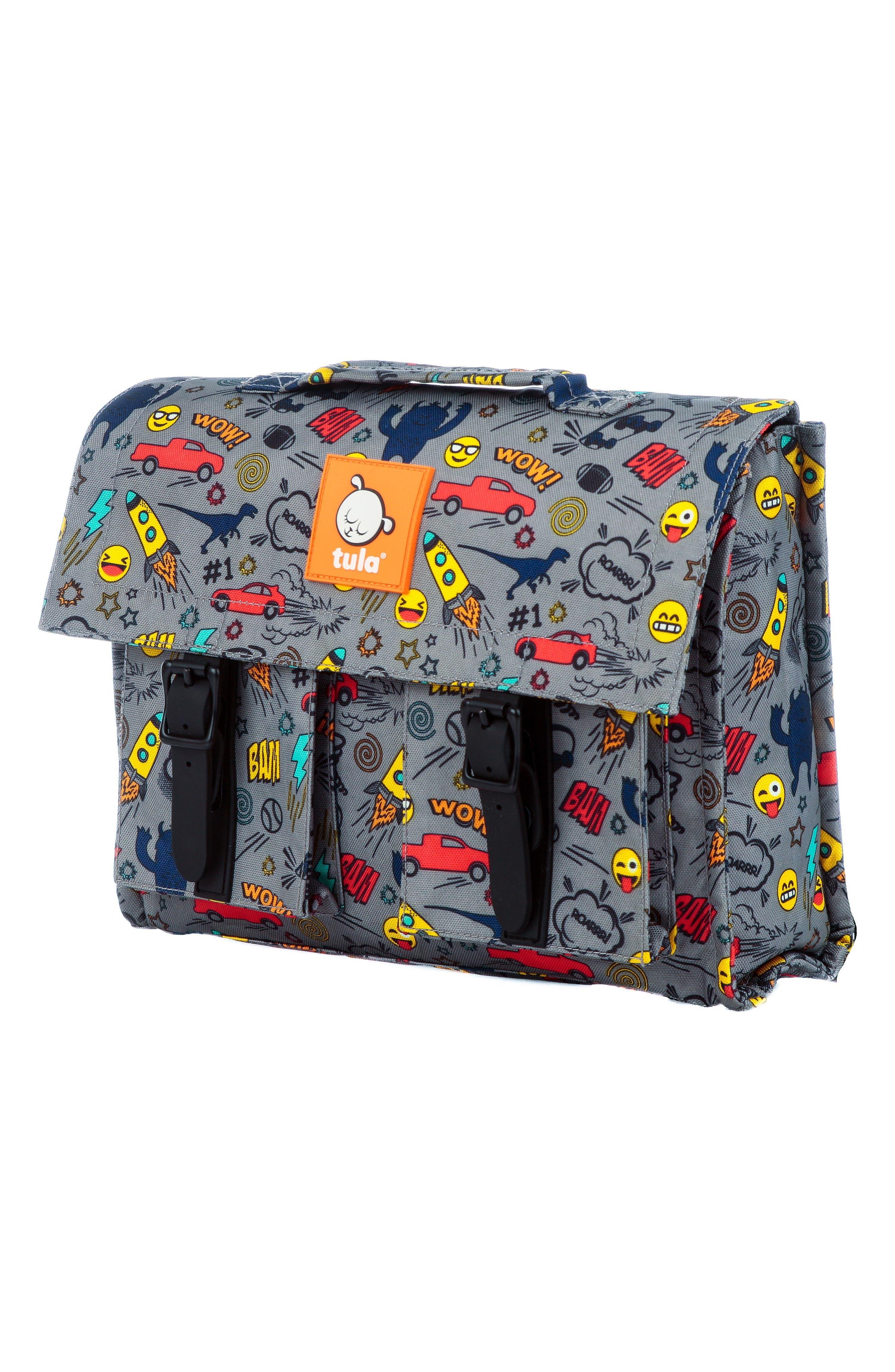 Alternate Image 2  - Baby Tula Stamps Backpack (Toddler)
