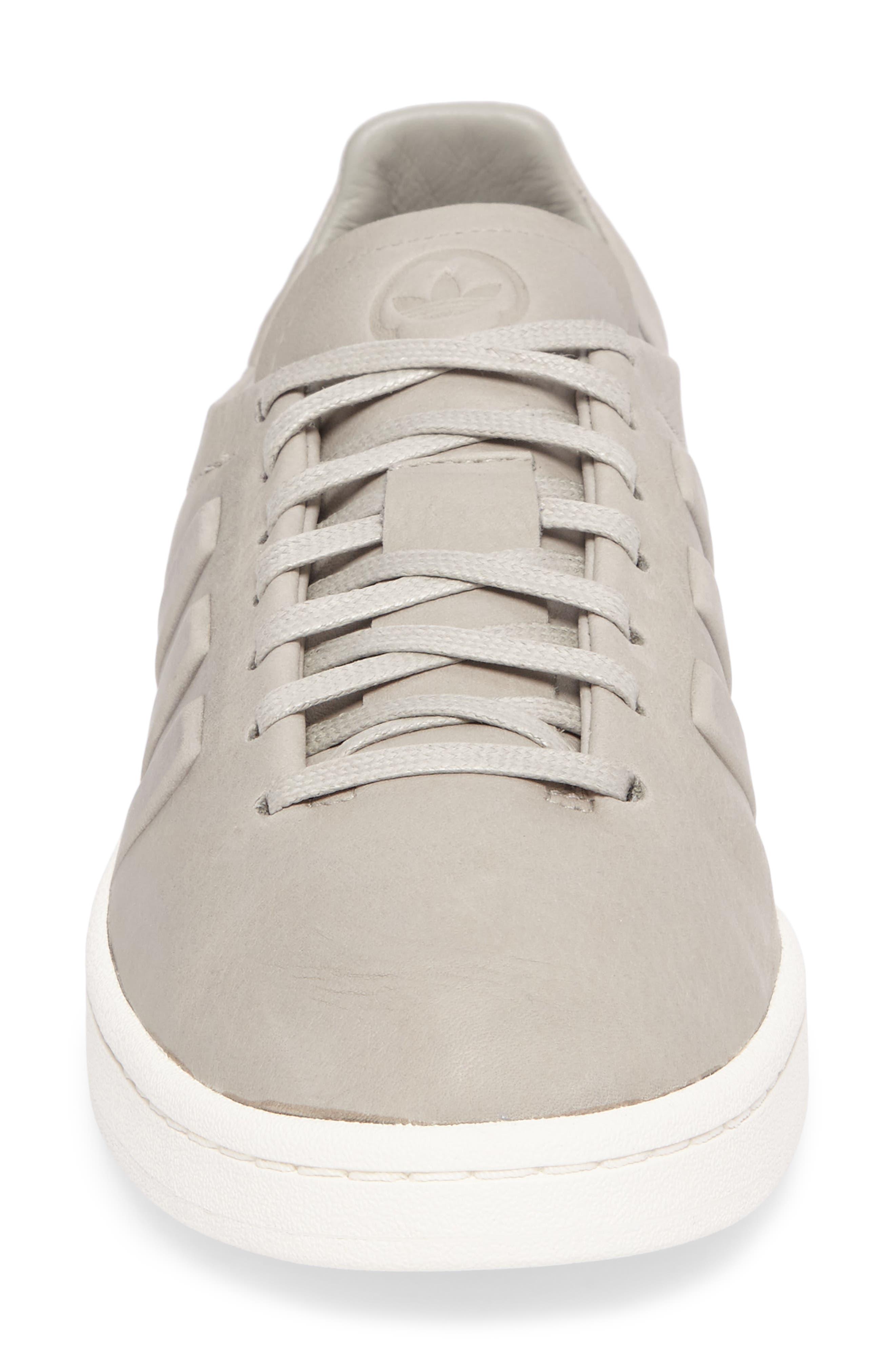 Low Top Sneaker,                             Alternate thumbnail 4, color,                             Sesame/ Chalk White