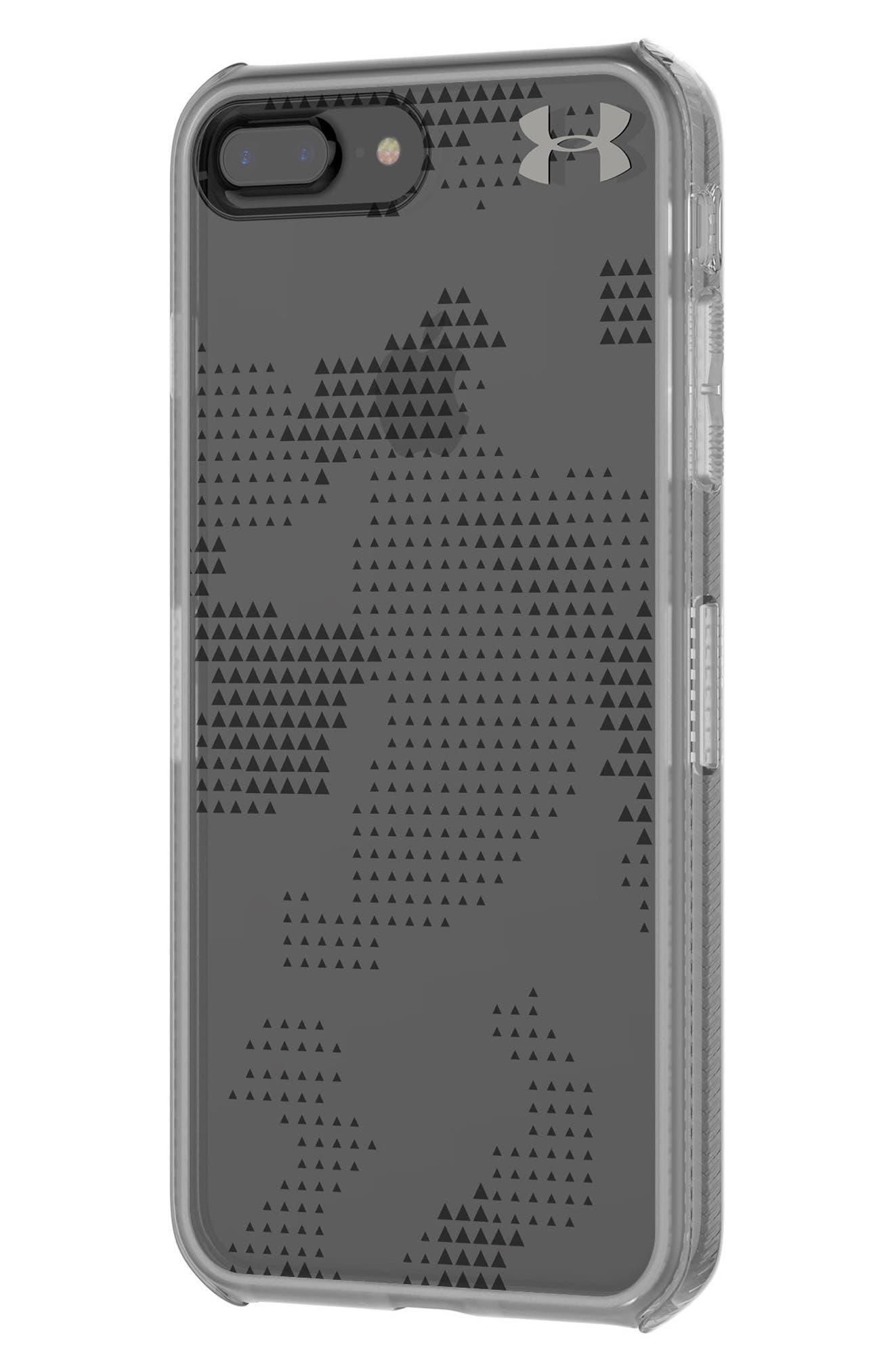 Protect Verge iPhone 7/8 Plus Case,                             Alternate thumbnail 3, color,                             Graphite/ Elemental
