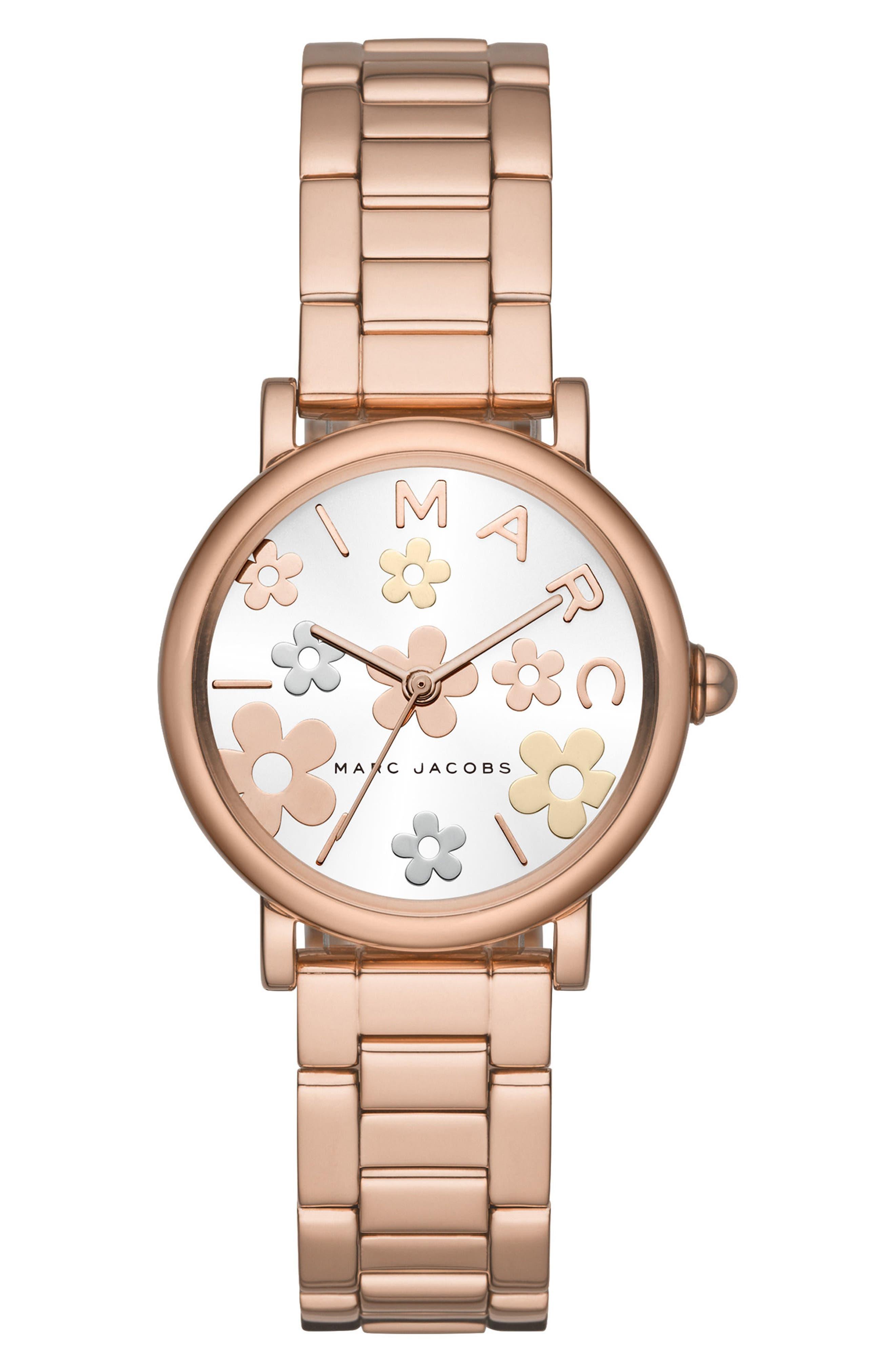 MARC JACOBS Classic Bracelet Watch, 28mm
