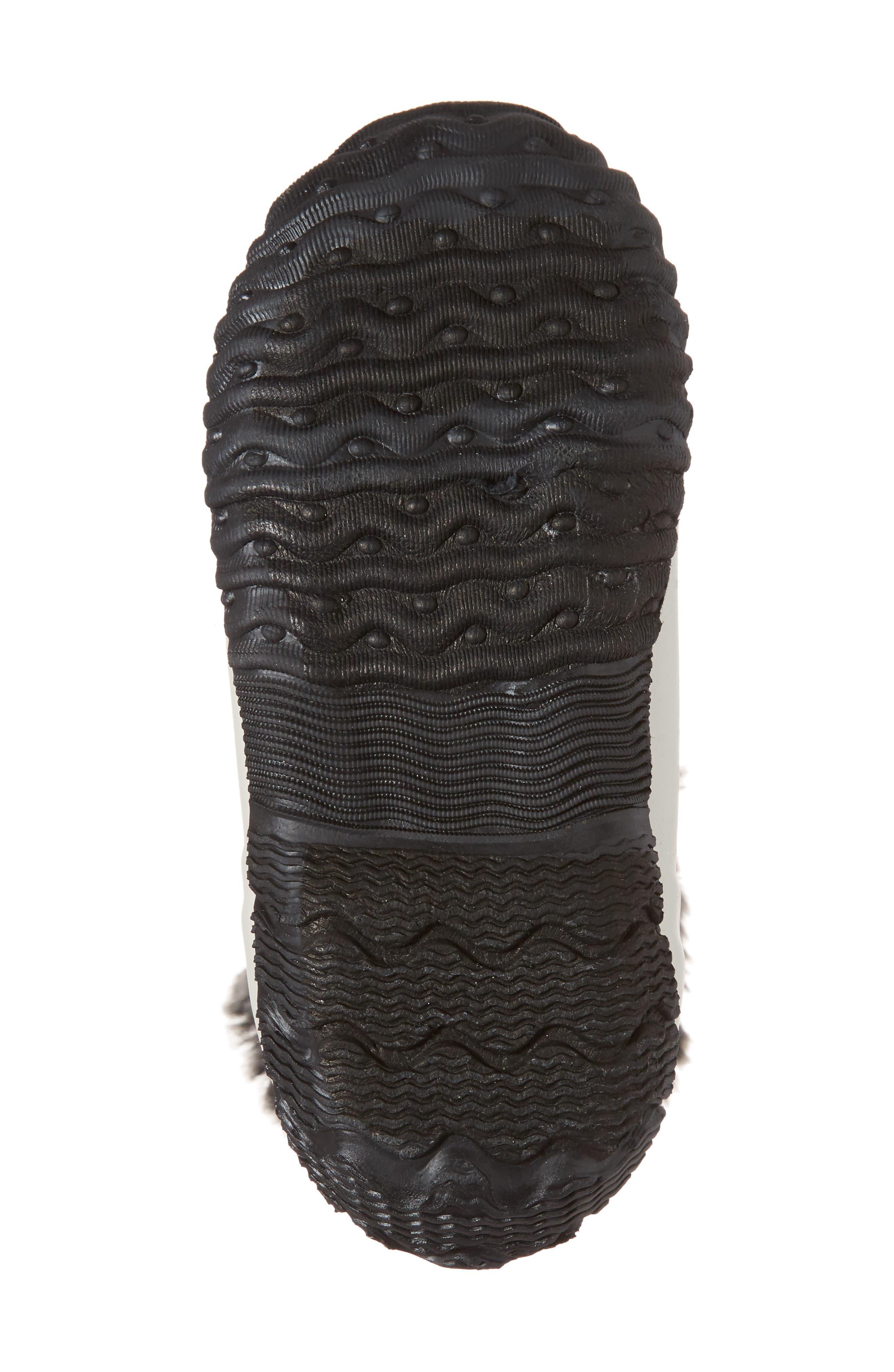 Alternate Image 6  - Bogs Arcata Stripe Waterproof Insulated Faux Fur Boot (Walker, Toddler, Little Kid & Big Kid)