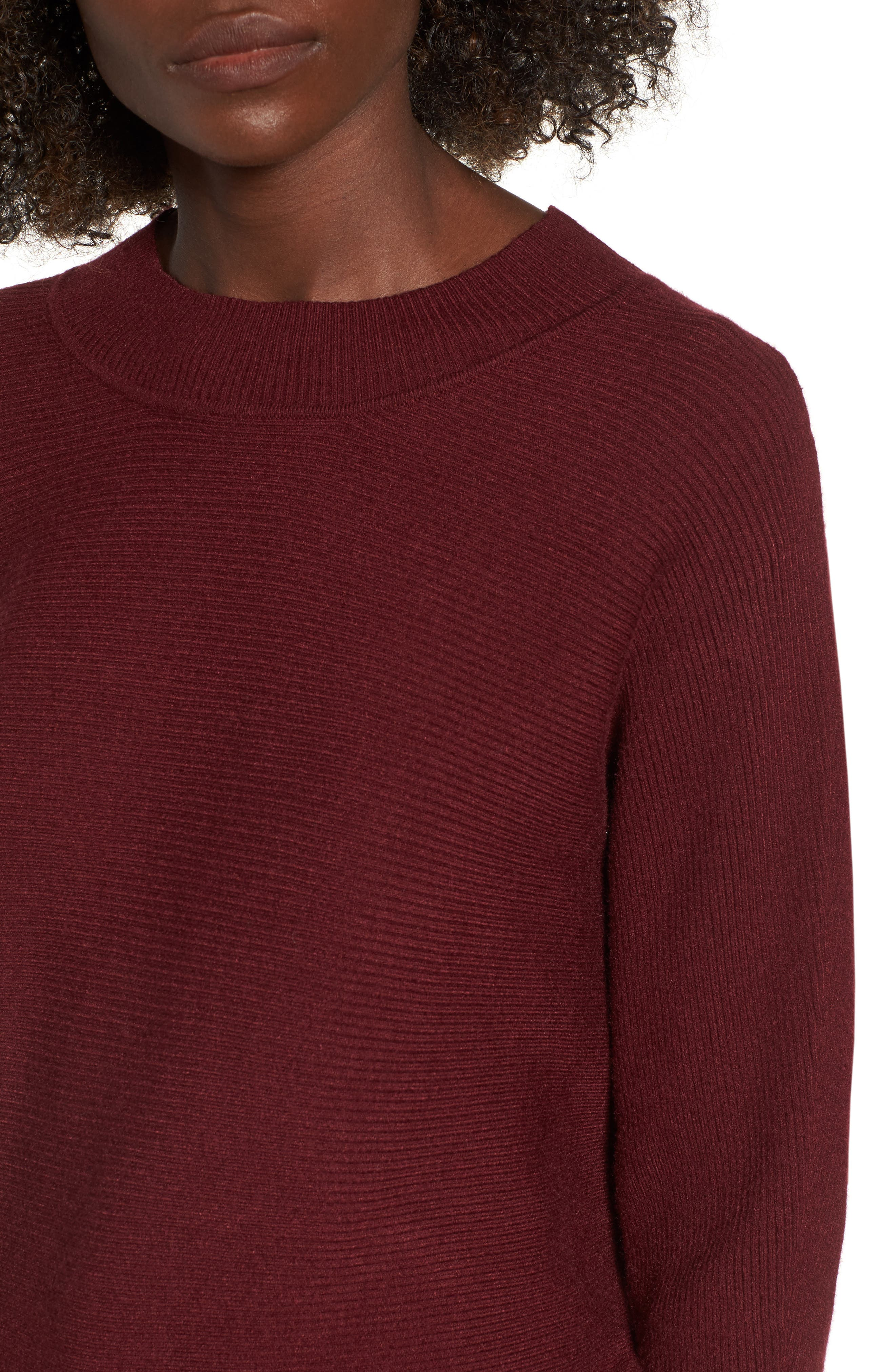 Alternate Image 4  - Cotton Emporium Dolman Sweater